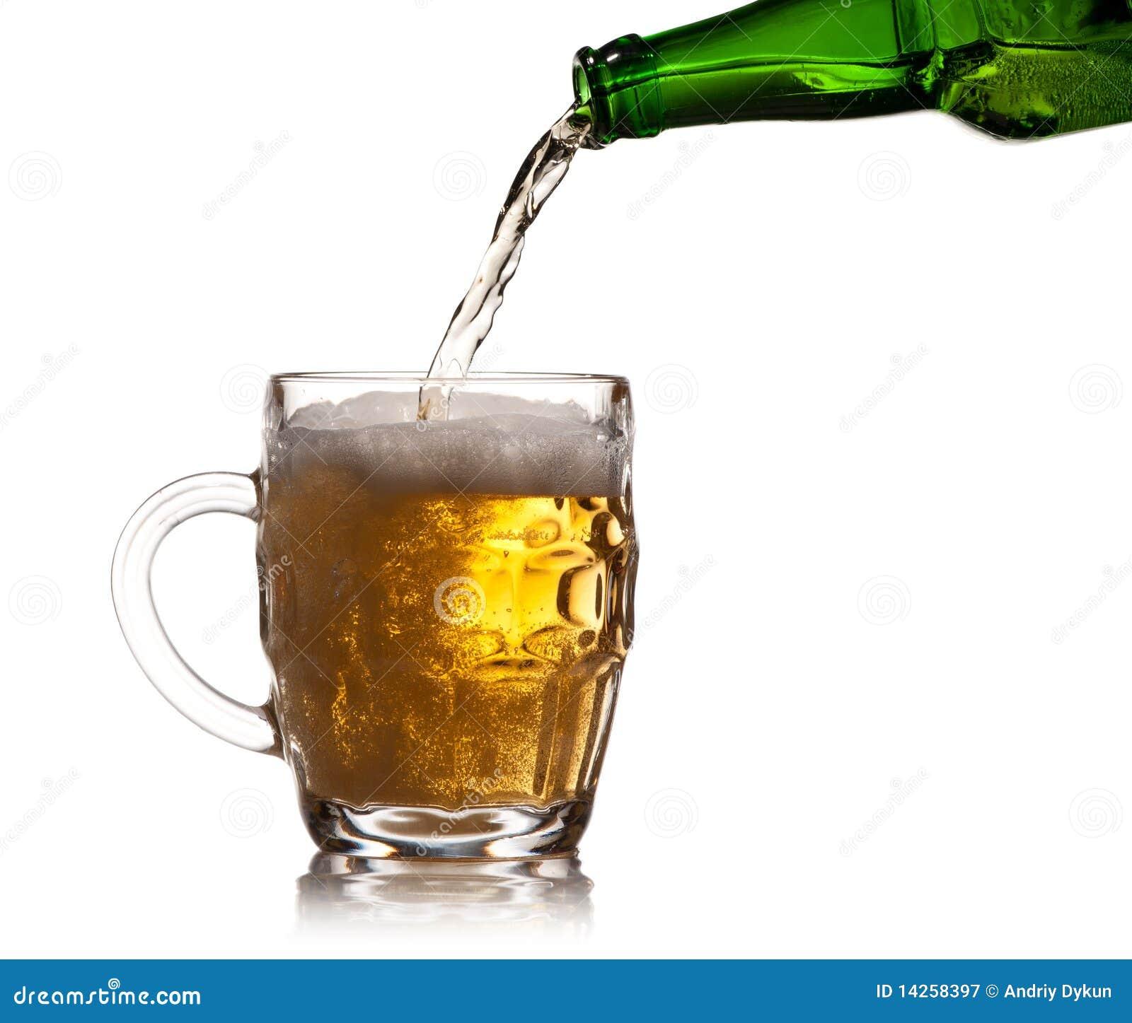πίντα κουπών μπύρας