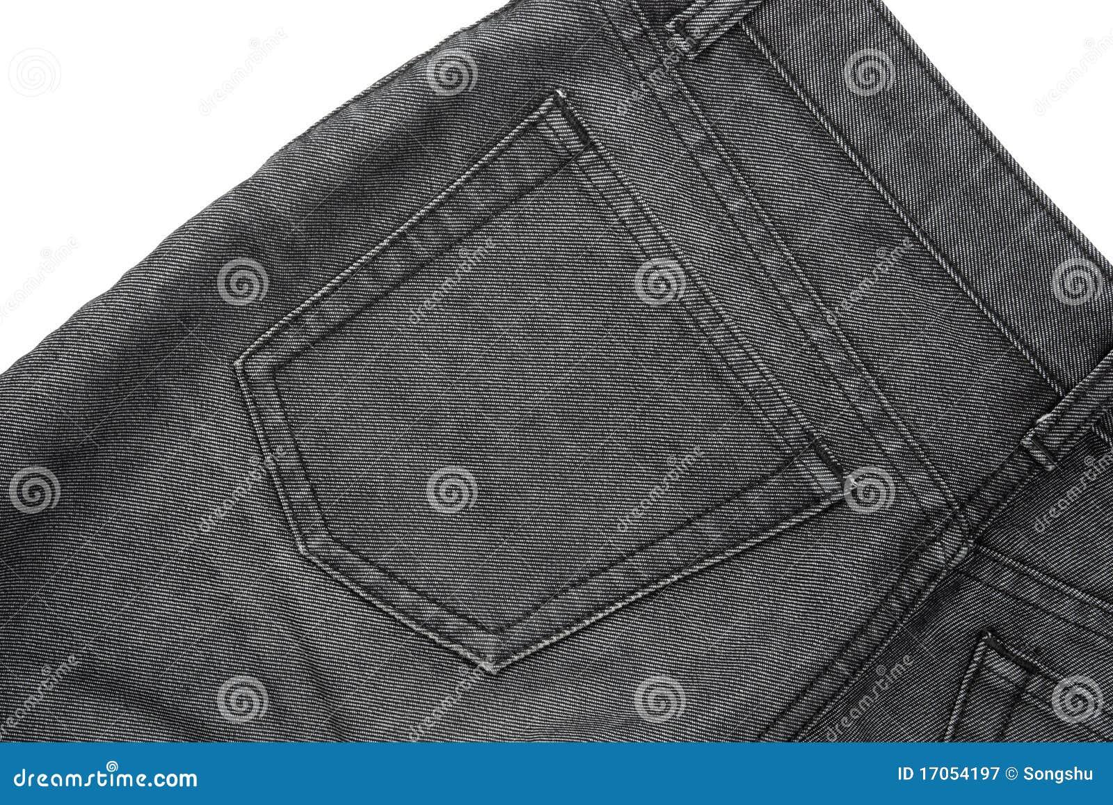 πίσω τσέπη