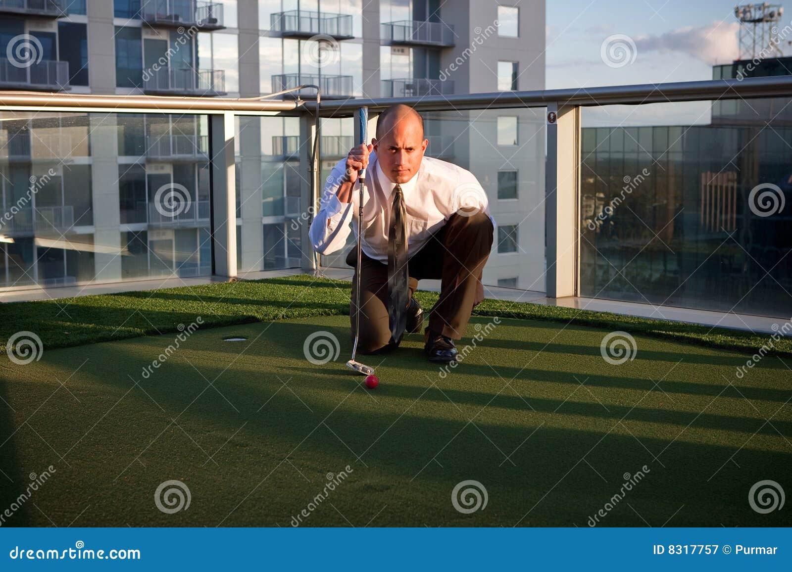 Παίκτης γκολφ