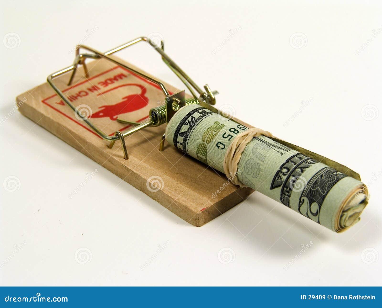 παγίδα χρημάτων