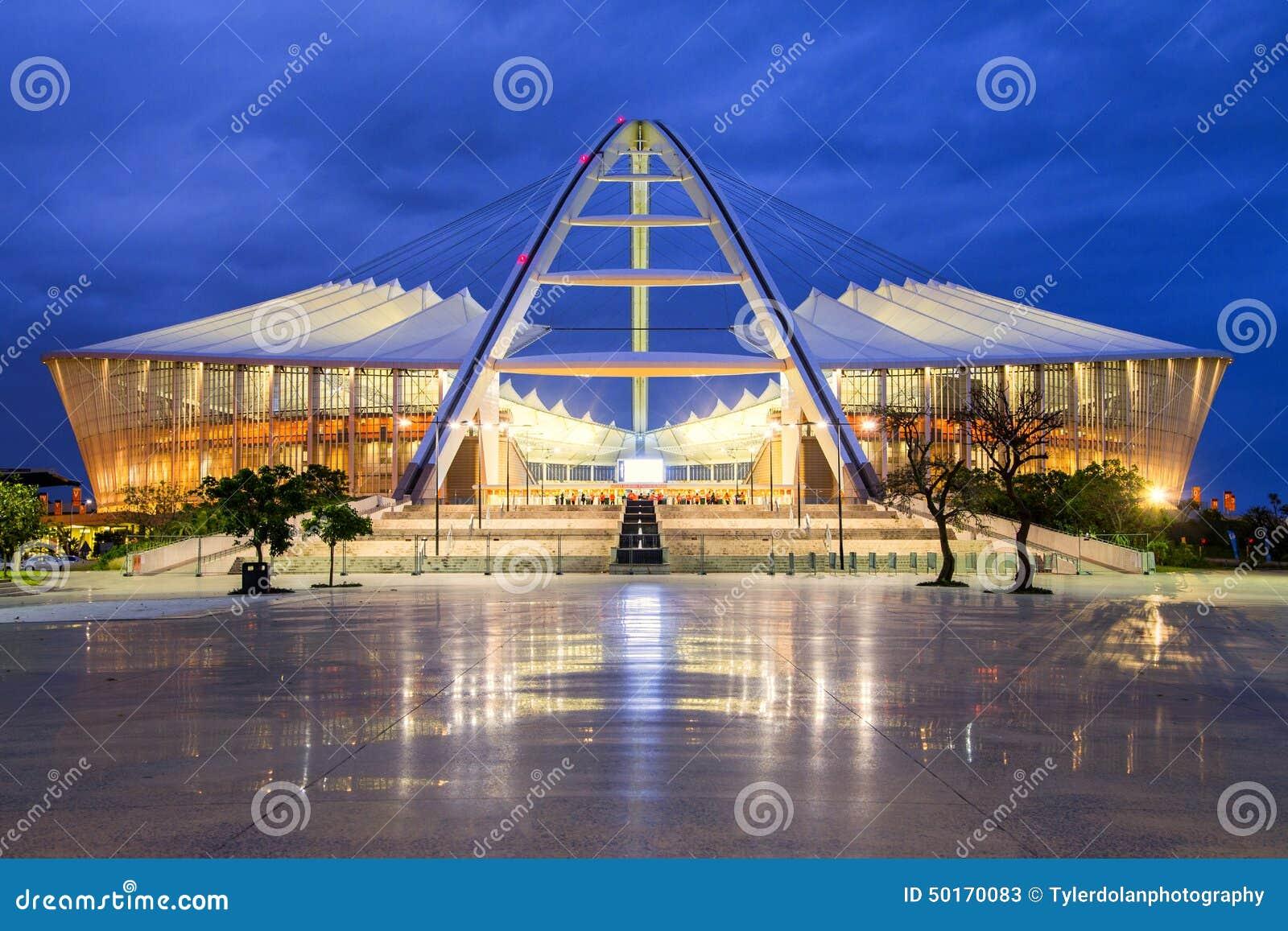 Παγκόσμιο Κύπελλο του Μωυσή Mabhida Stadium