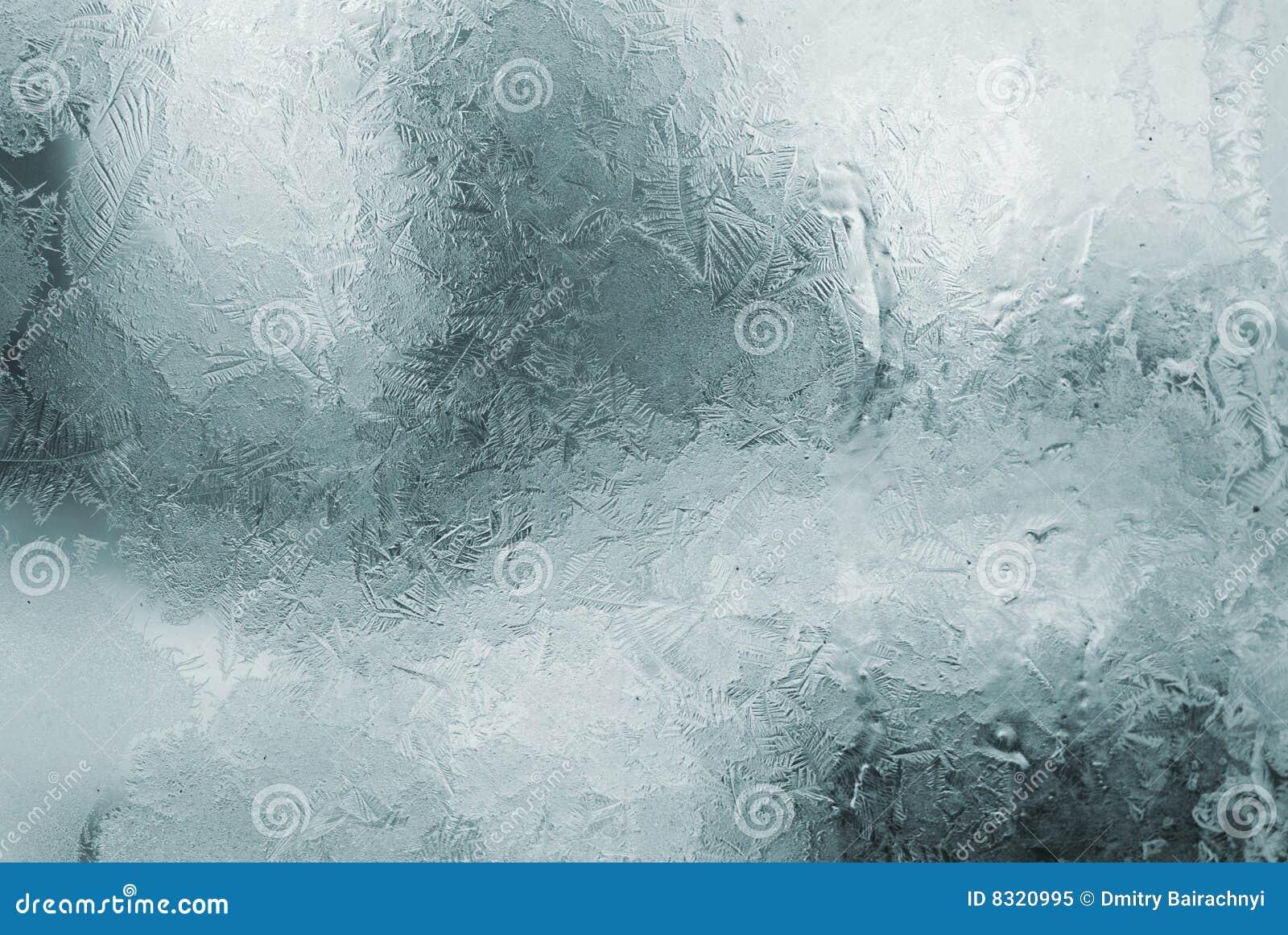 παγωμένο παράθυρο