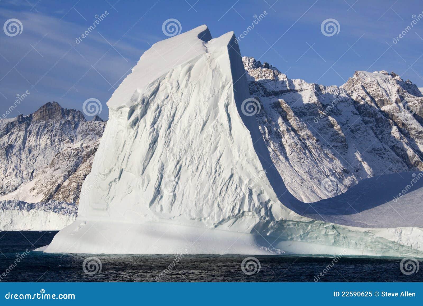 παγόβουνο της Γροιλανδί