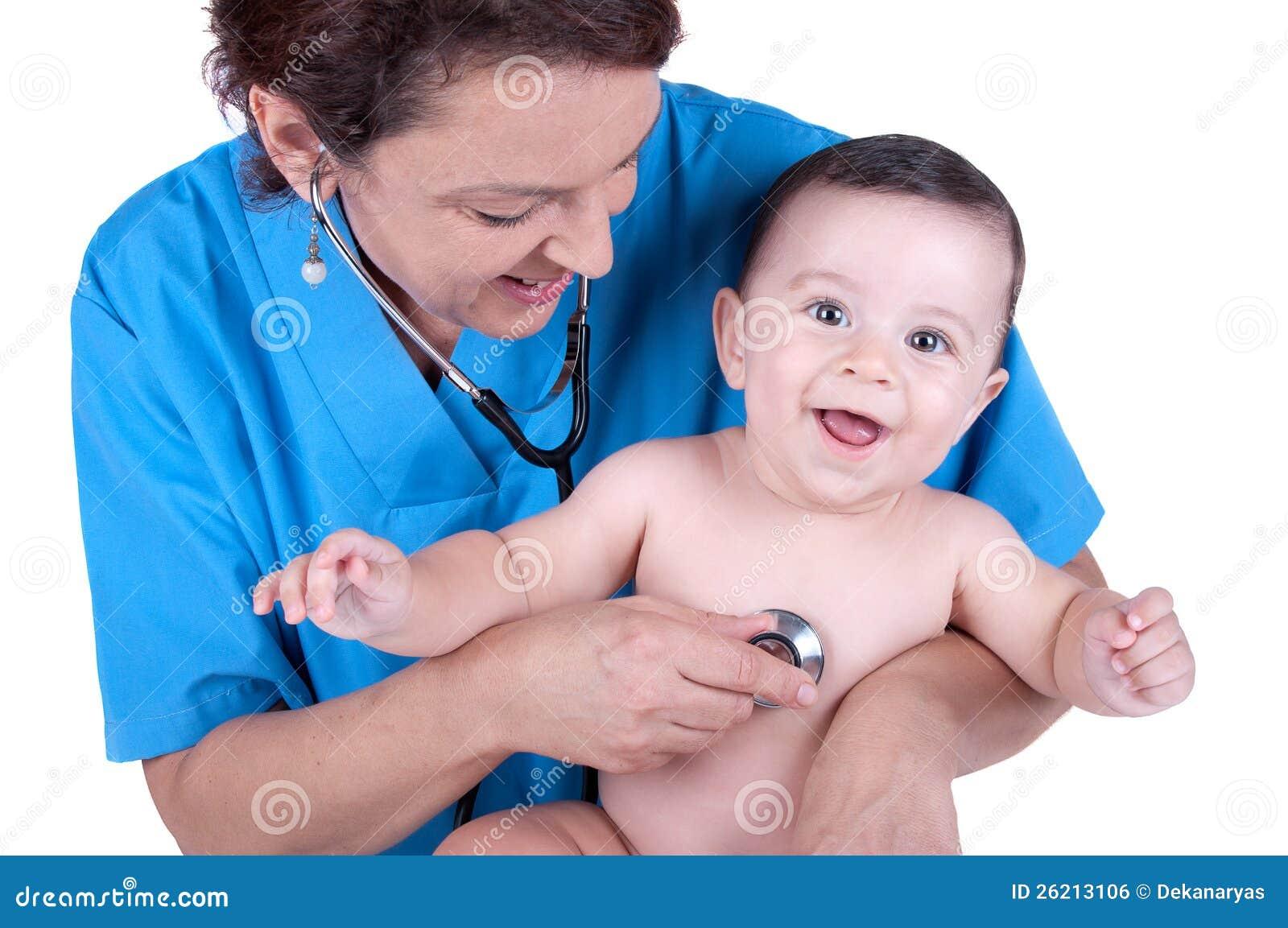 Παιδί στο γιατρό