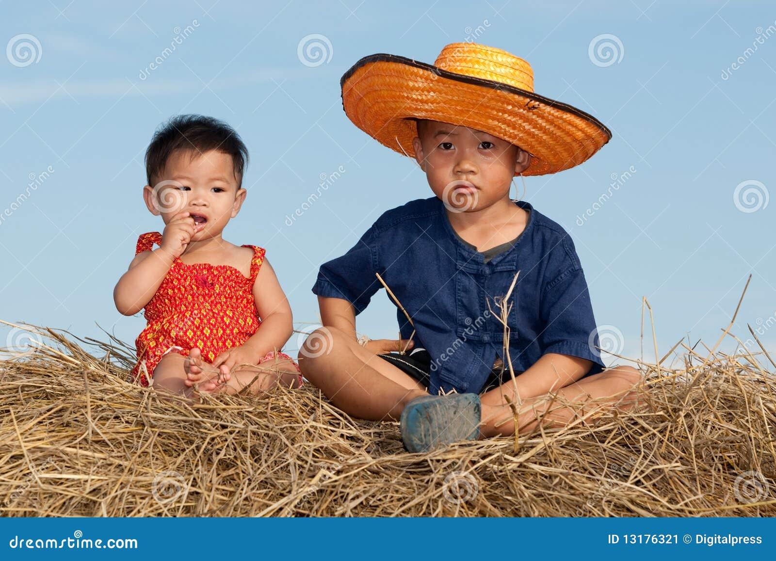 παιδιά της Ασίας