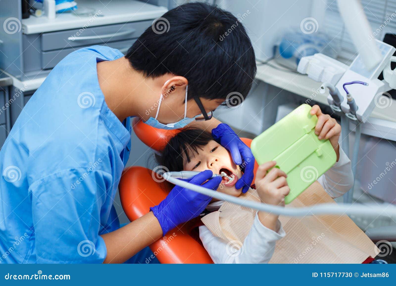 Παιδιατρική οδοντιατρική, οδοντιατρική πρόληψης, προφορική έννοια υγιεινής