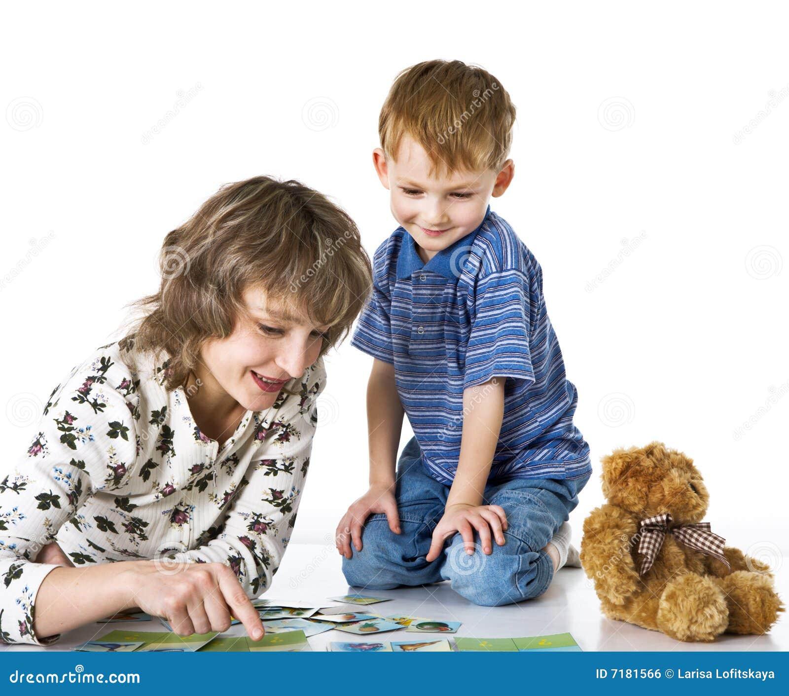 παιχνίδια μητέρων παιδιών