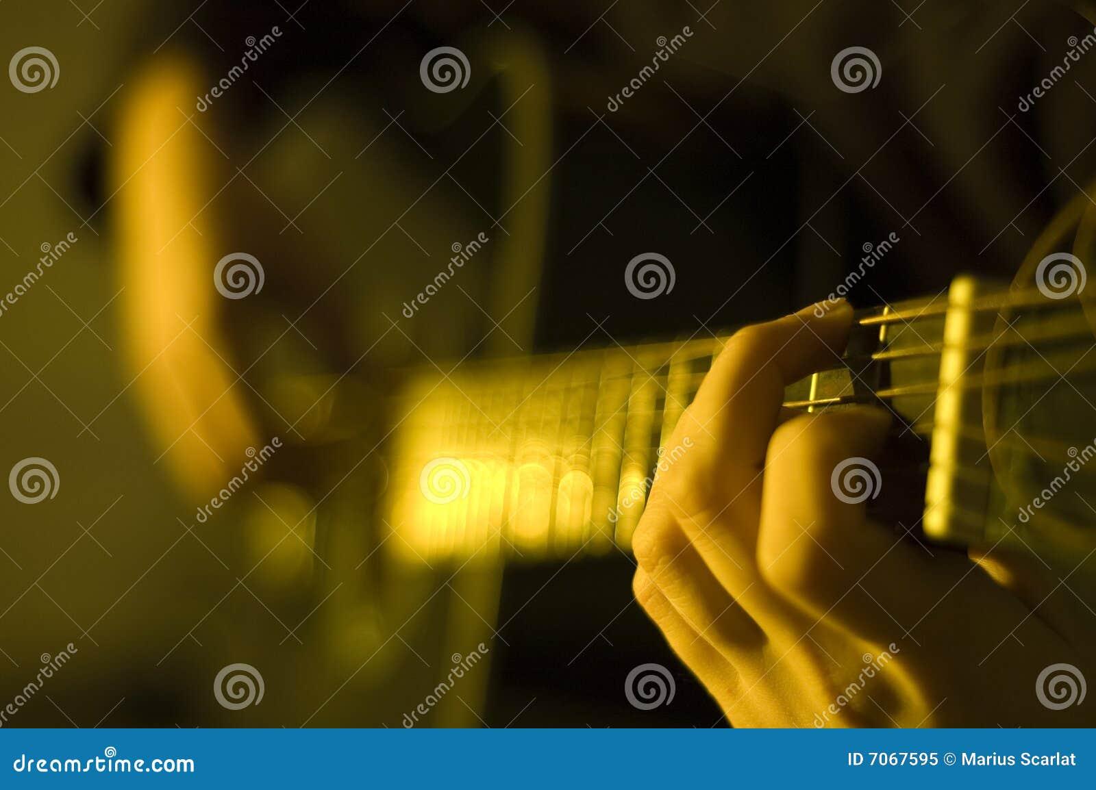 παιχνίδι κιθάρων
