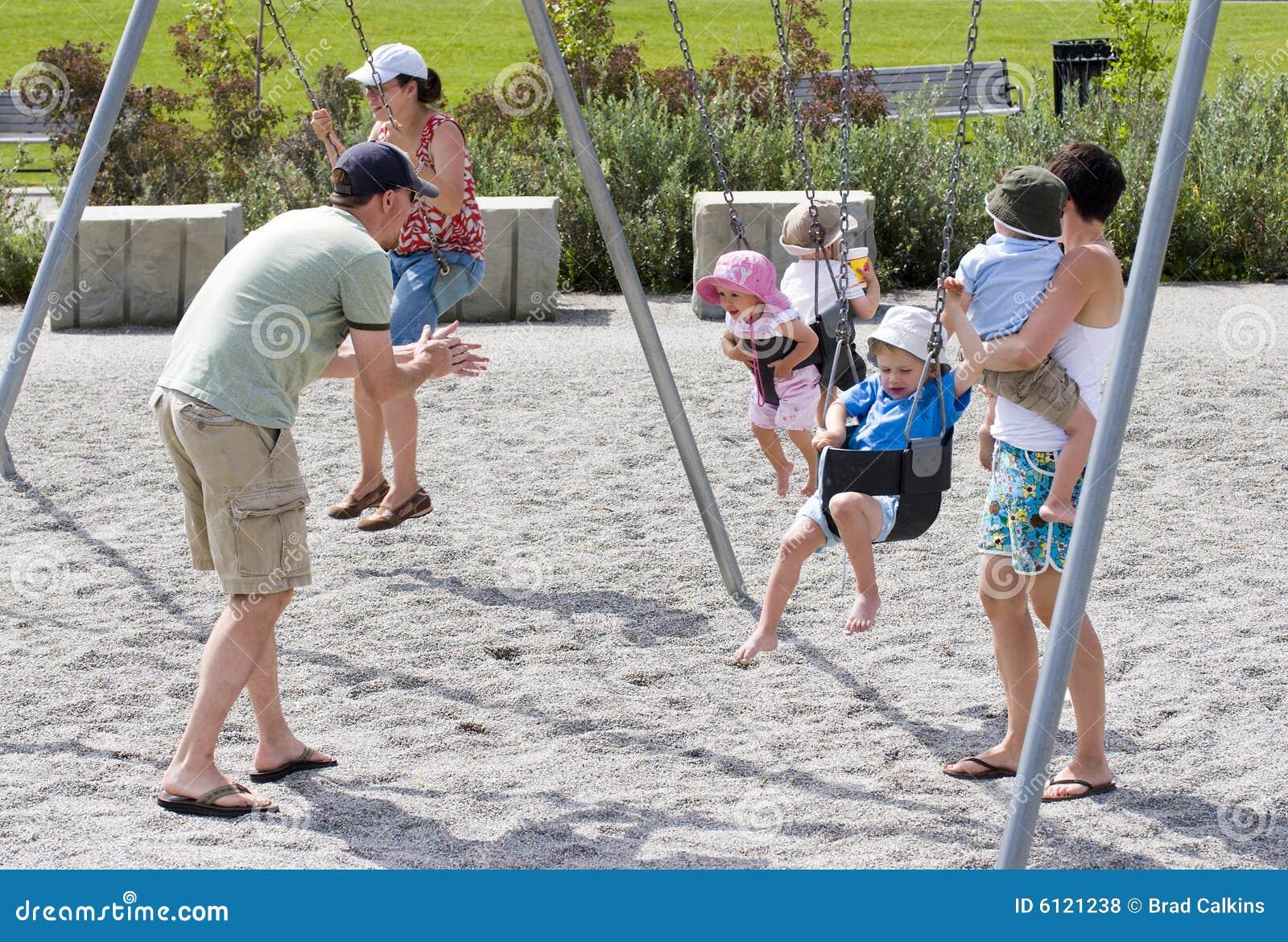 παιχνίδι οικογενειακών πάρκων
