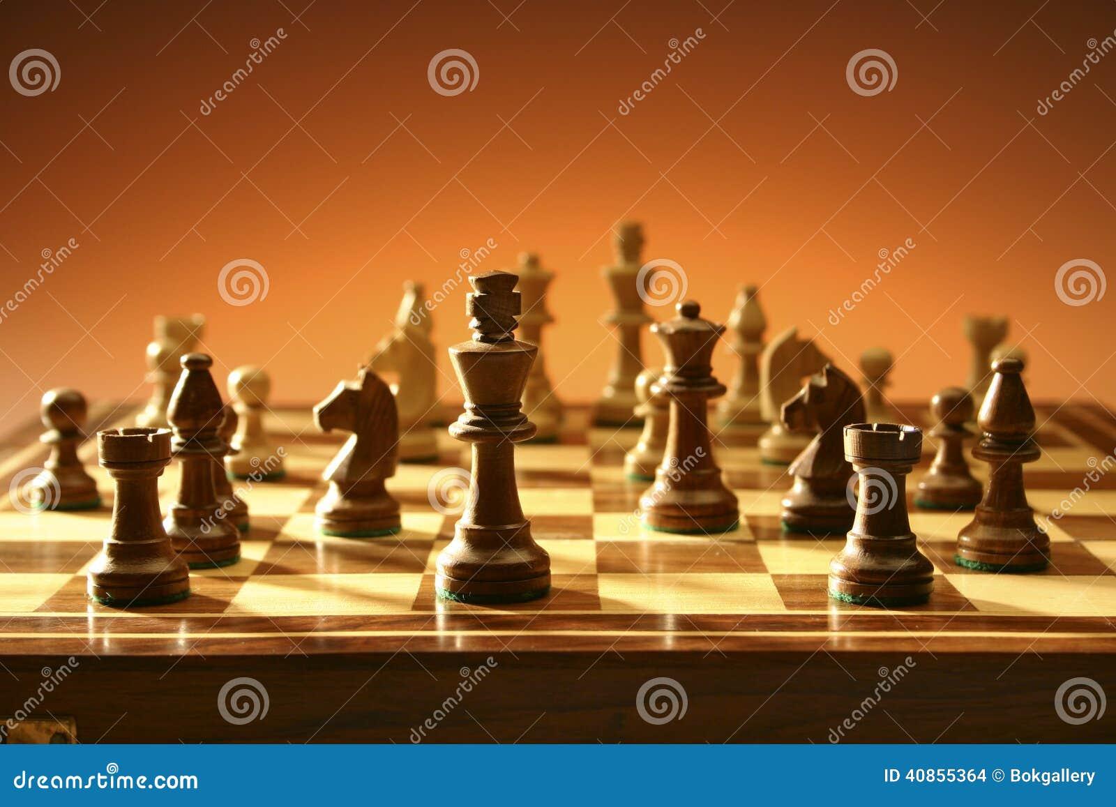 Παιχνίδι σκακιού