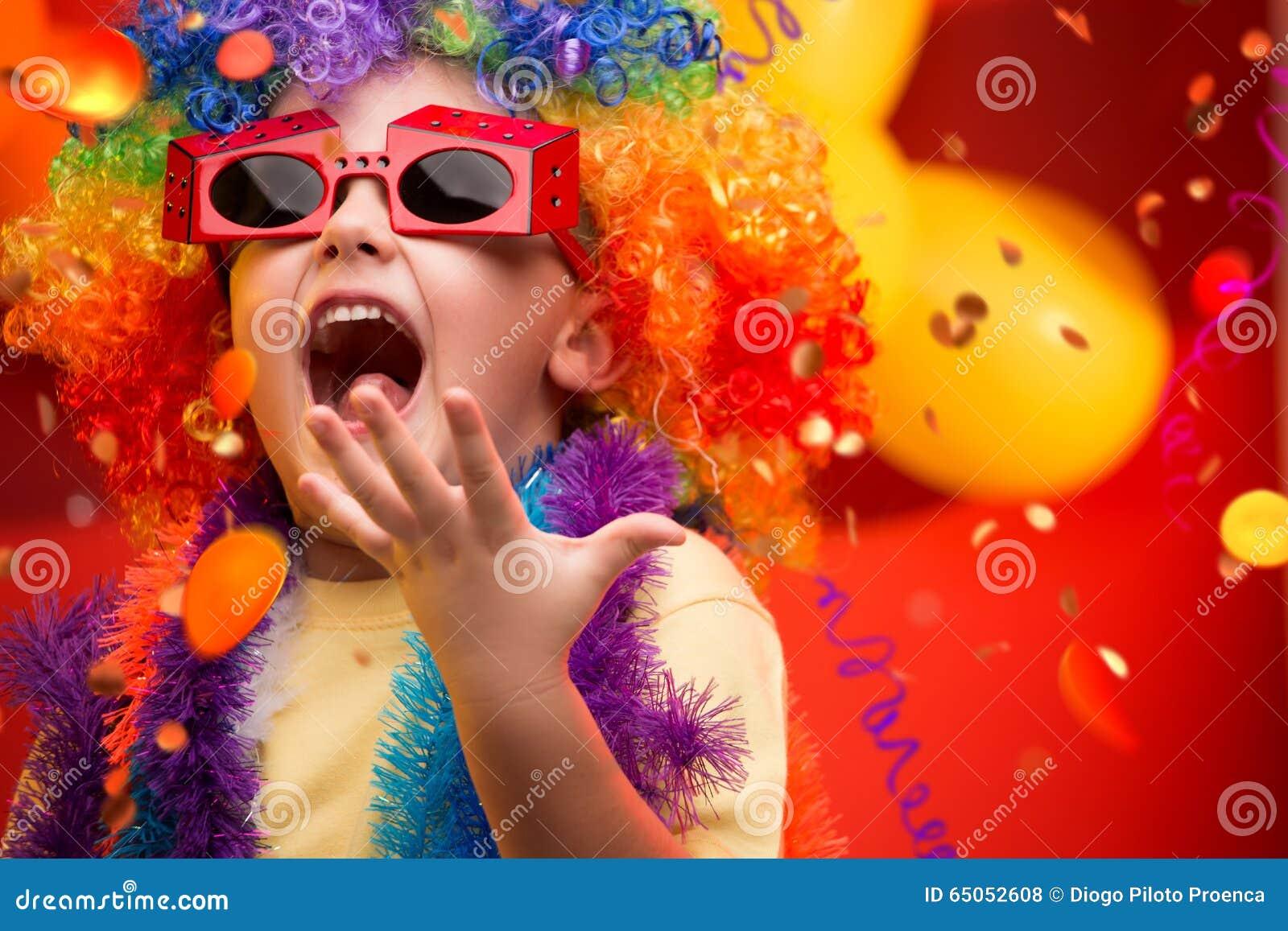 Παιδί καρναβάλι - Βραζιλία