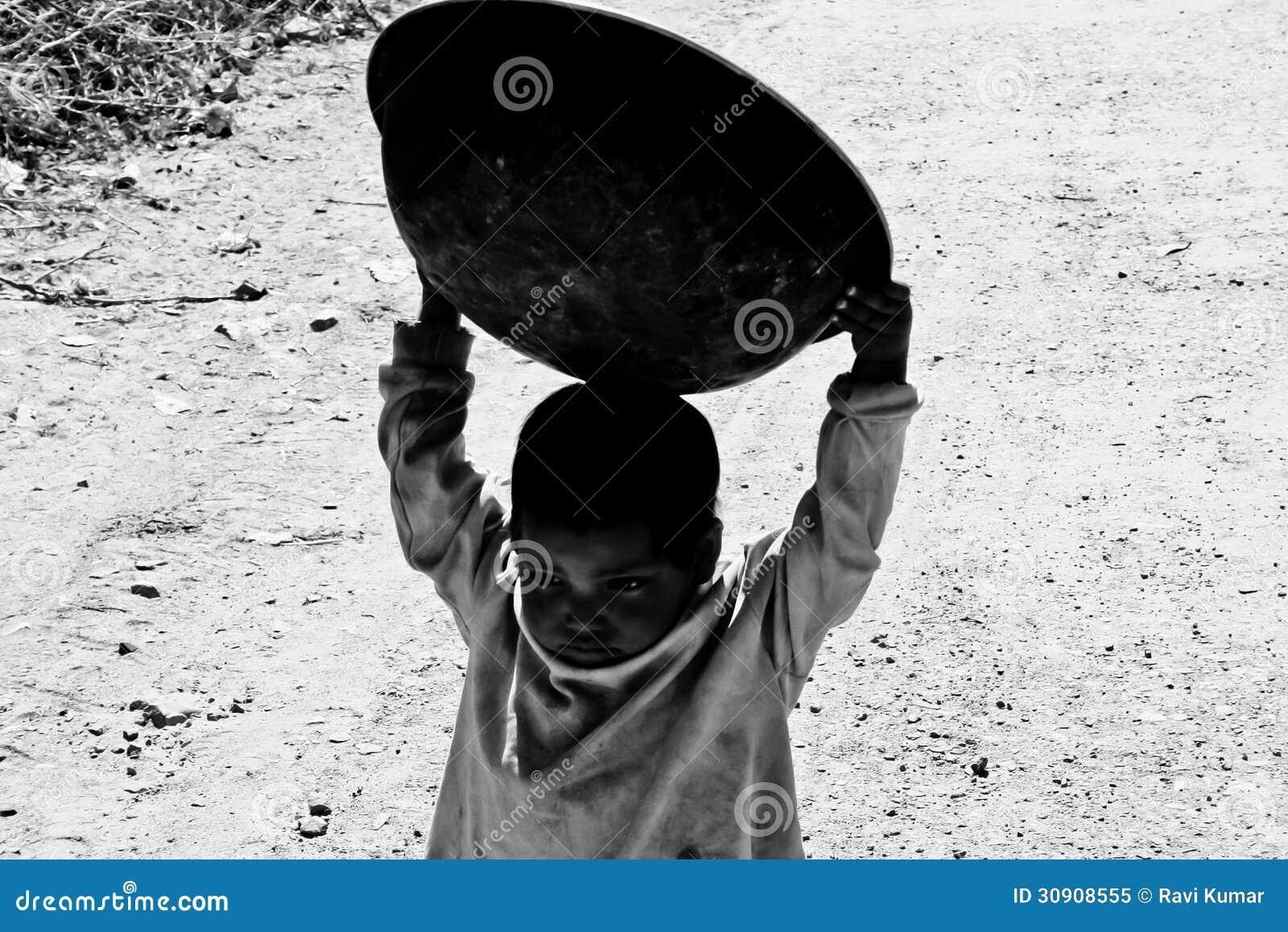 Παιδική εργασία στην Ινδία