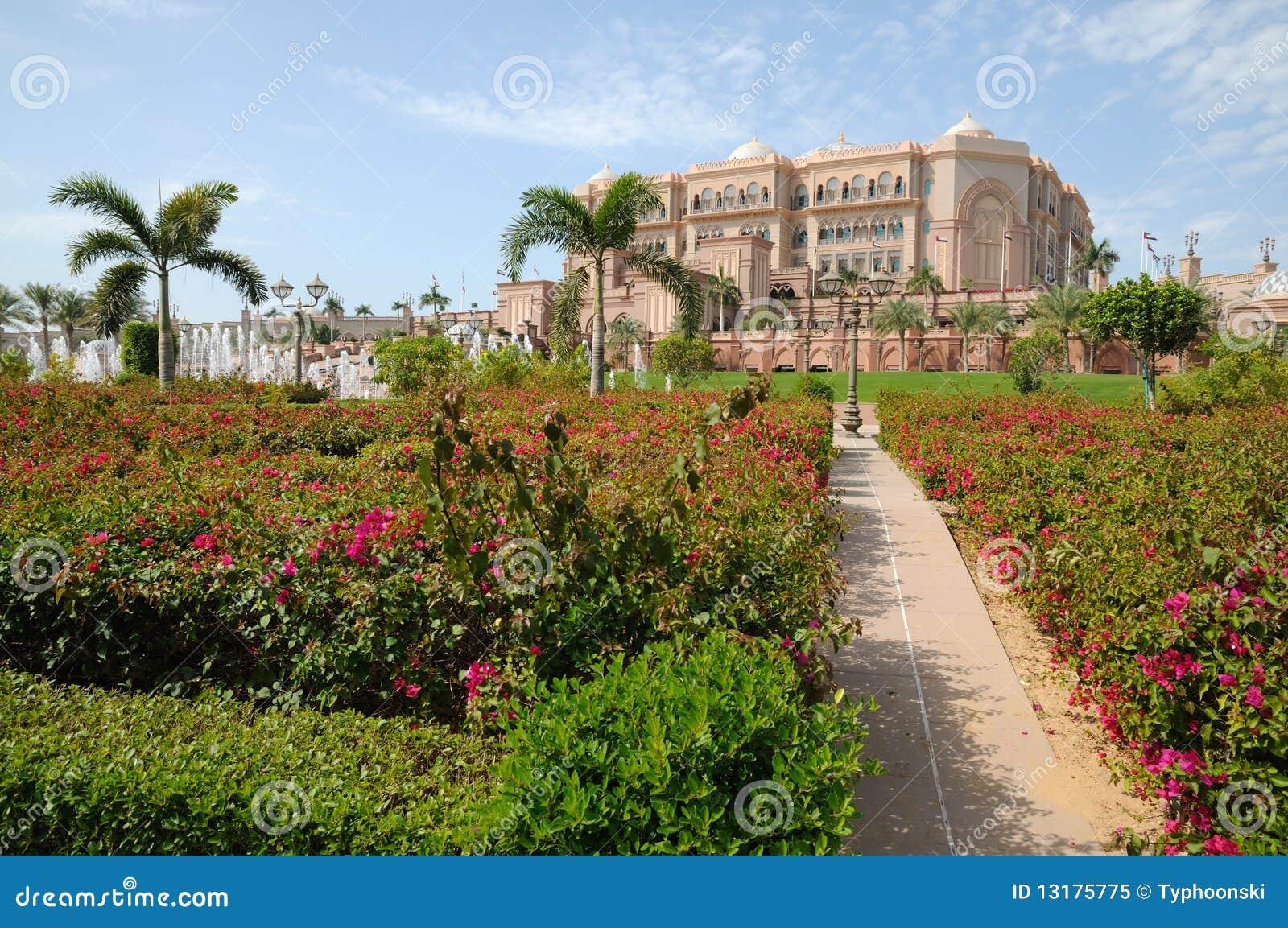 παλάτι εμιράτων του Αμπού Ν&t
