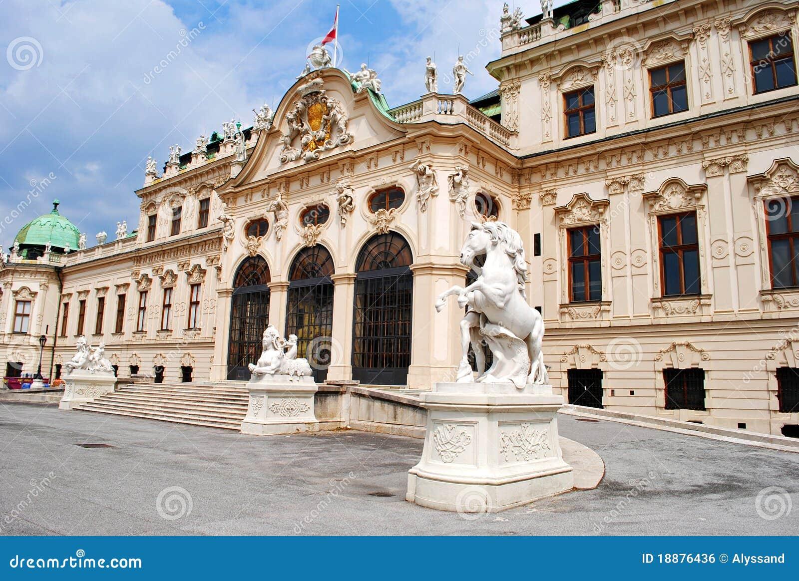 παλάτι πανοραμικών πυργίσκ
