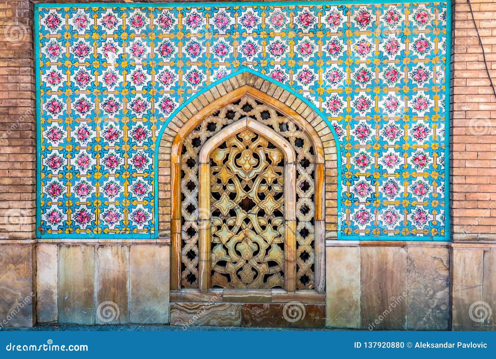 Παλάτι 30 της Τεχεράνης Golestan