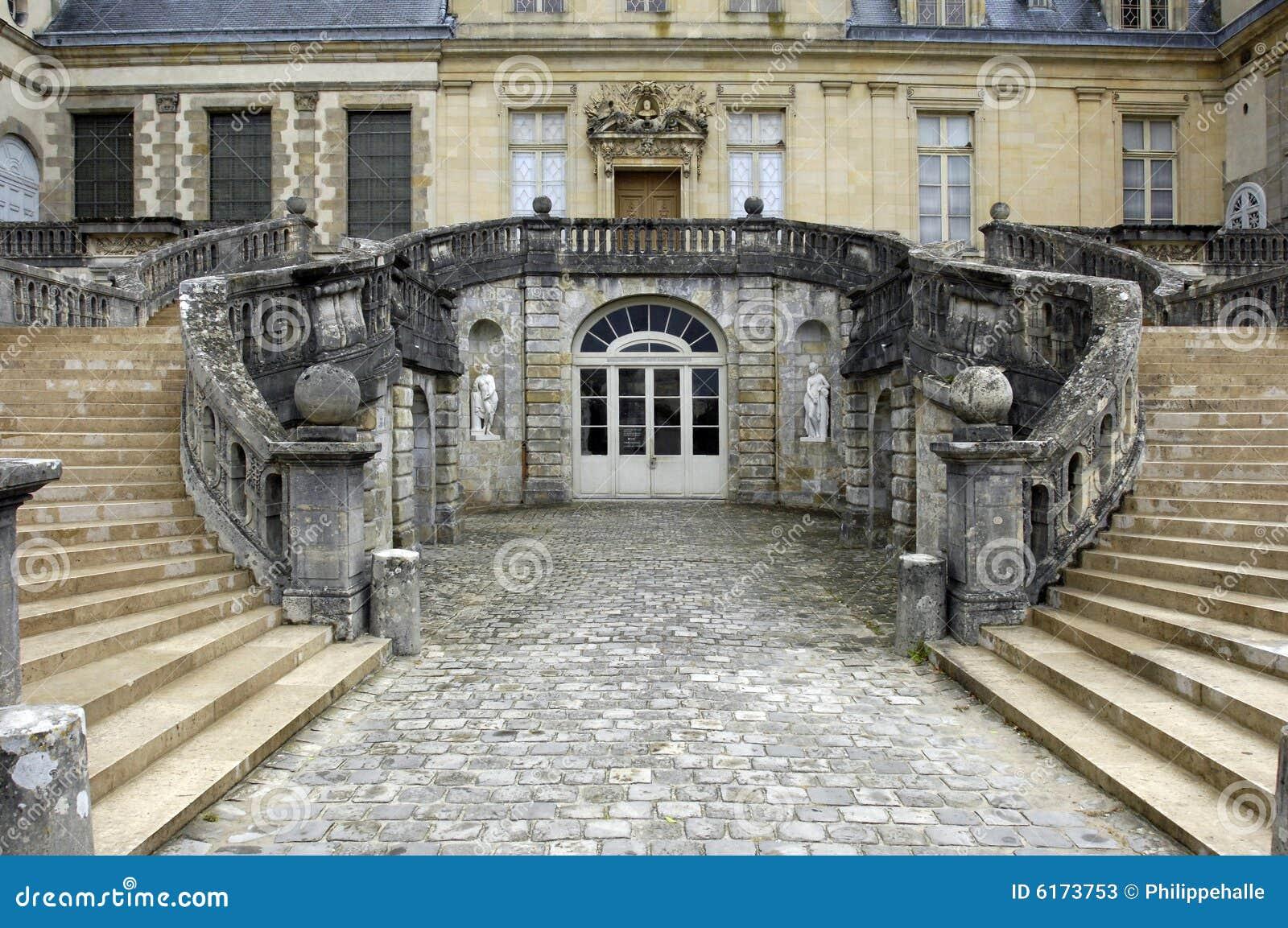 παλάτι του Φοντενμπλώ