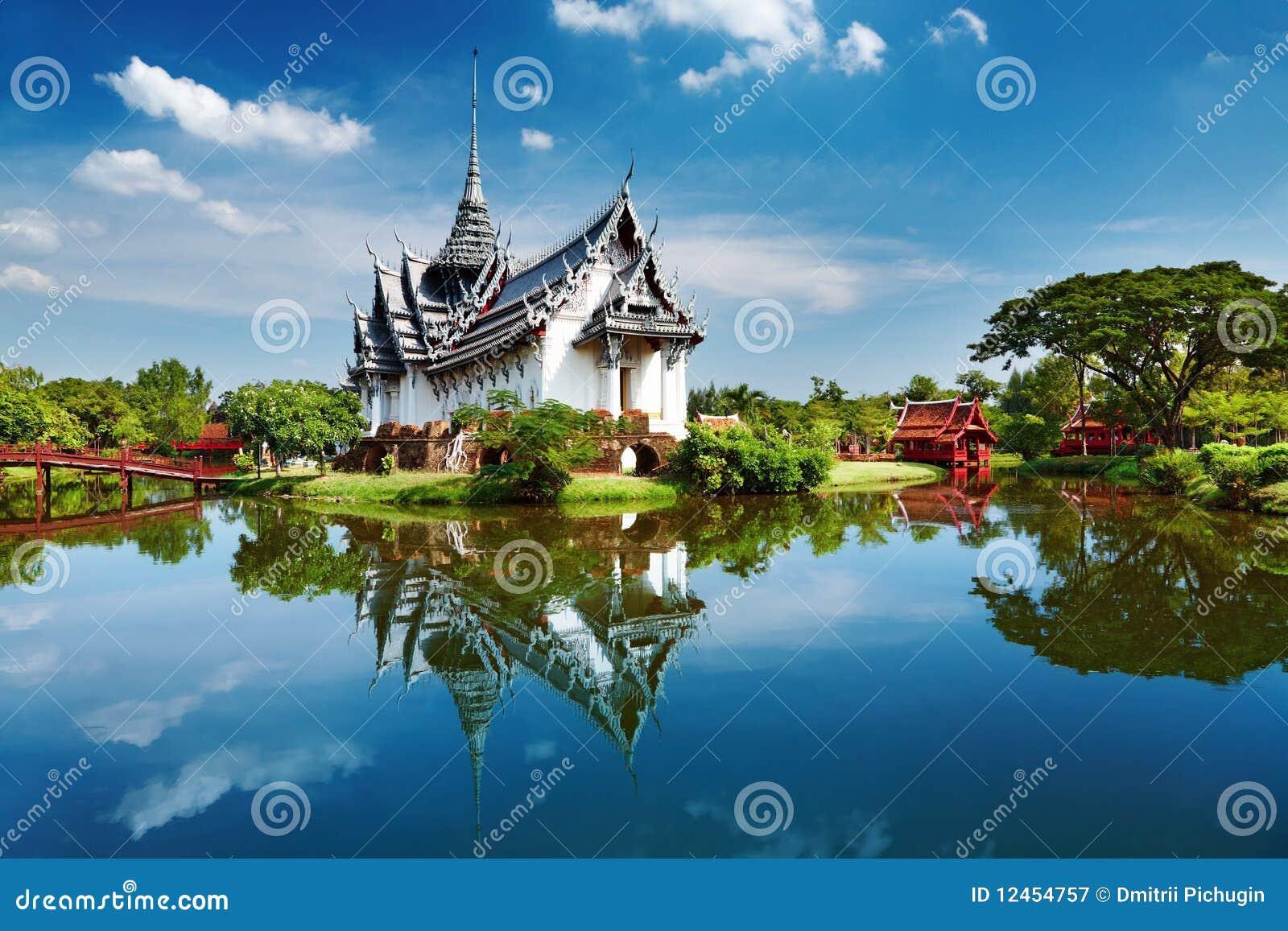 παλάτι prasat sanphet Ταϊλάνδη