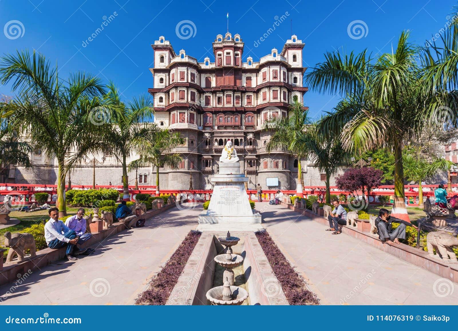Παλάτι Rajwada, Indore