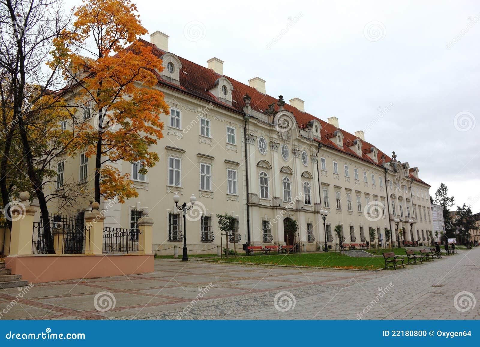 παλάτι schaffgotsch
