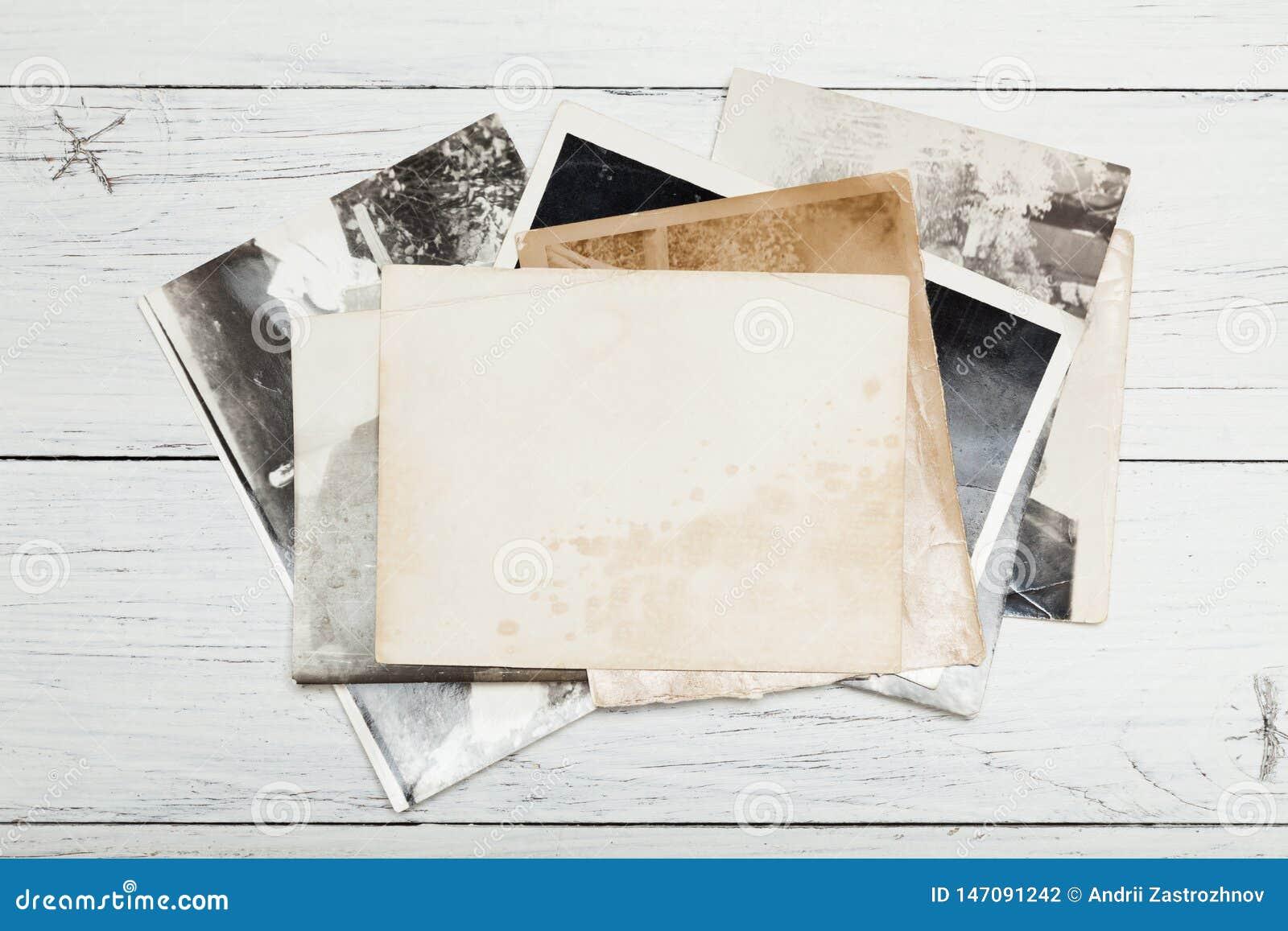 Παλαιά κάρτα εικόνων πλαισίων φωτογραφιών, παλαιό υπόβαθρο καρτών