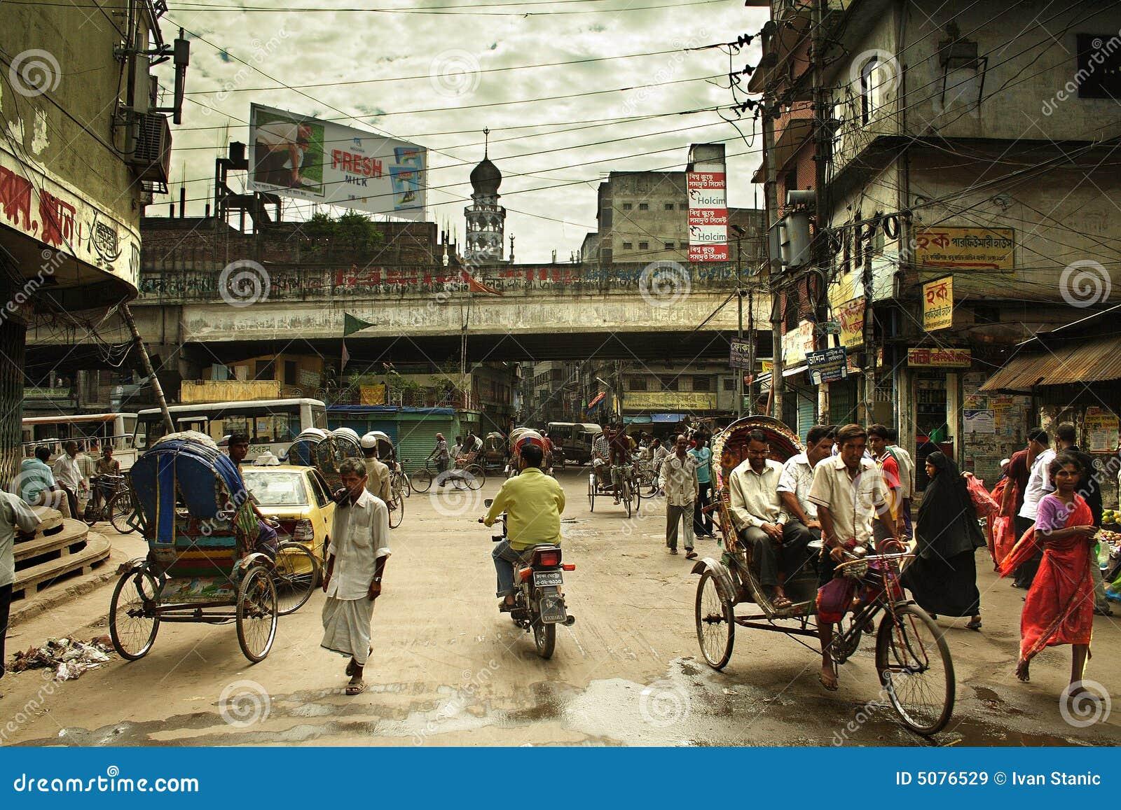 παλαιά οδός ζωής dhaka