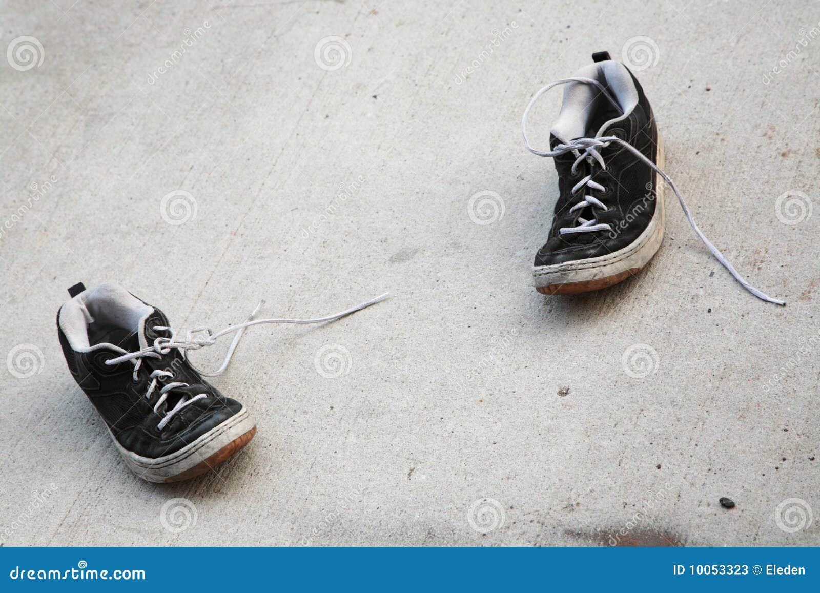 παλαιά οδός παπουτσιών