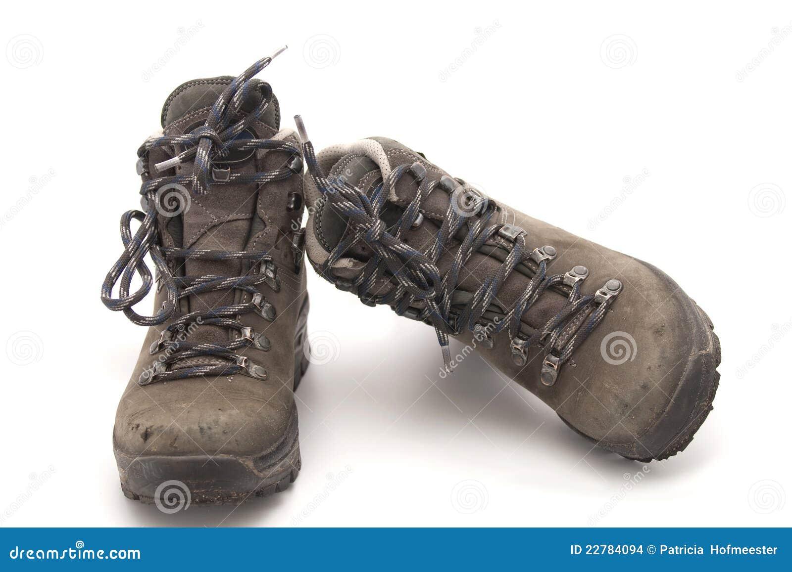 παλαιά παπούτσια πεζοπο&rho