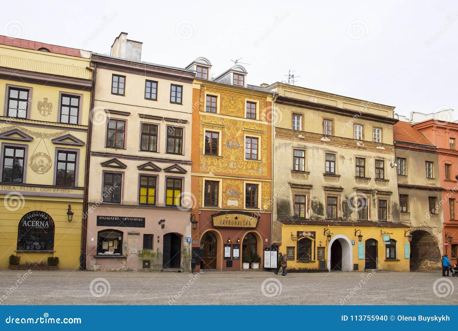 Παλαιά πόλη του Lublin, Πολωνία