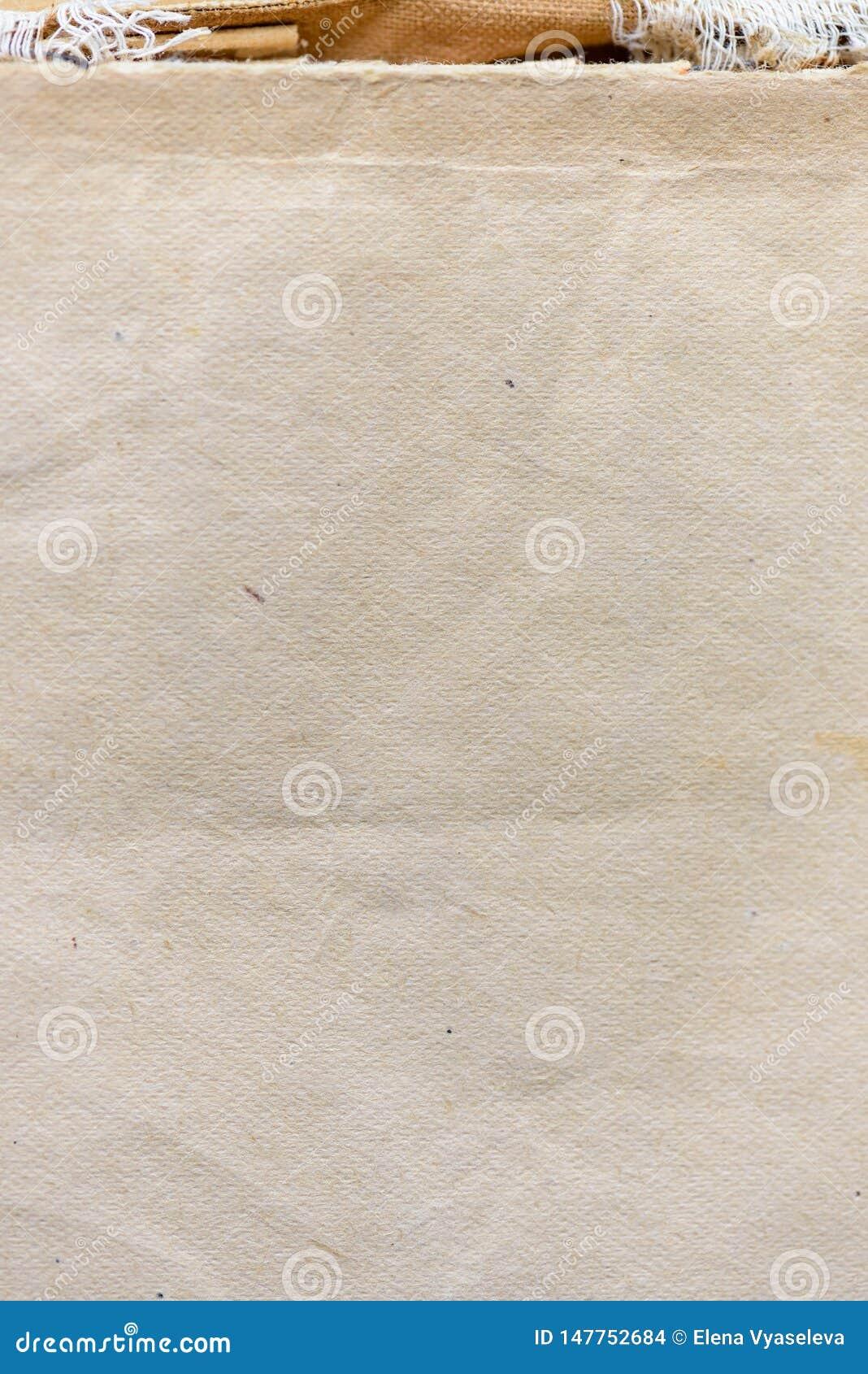 Παλαιά σύσταση εγγράφου Βρώμικη και κιτρινισμένη παλαιά σύσταση εγγράφου για το υπόβαθρο