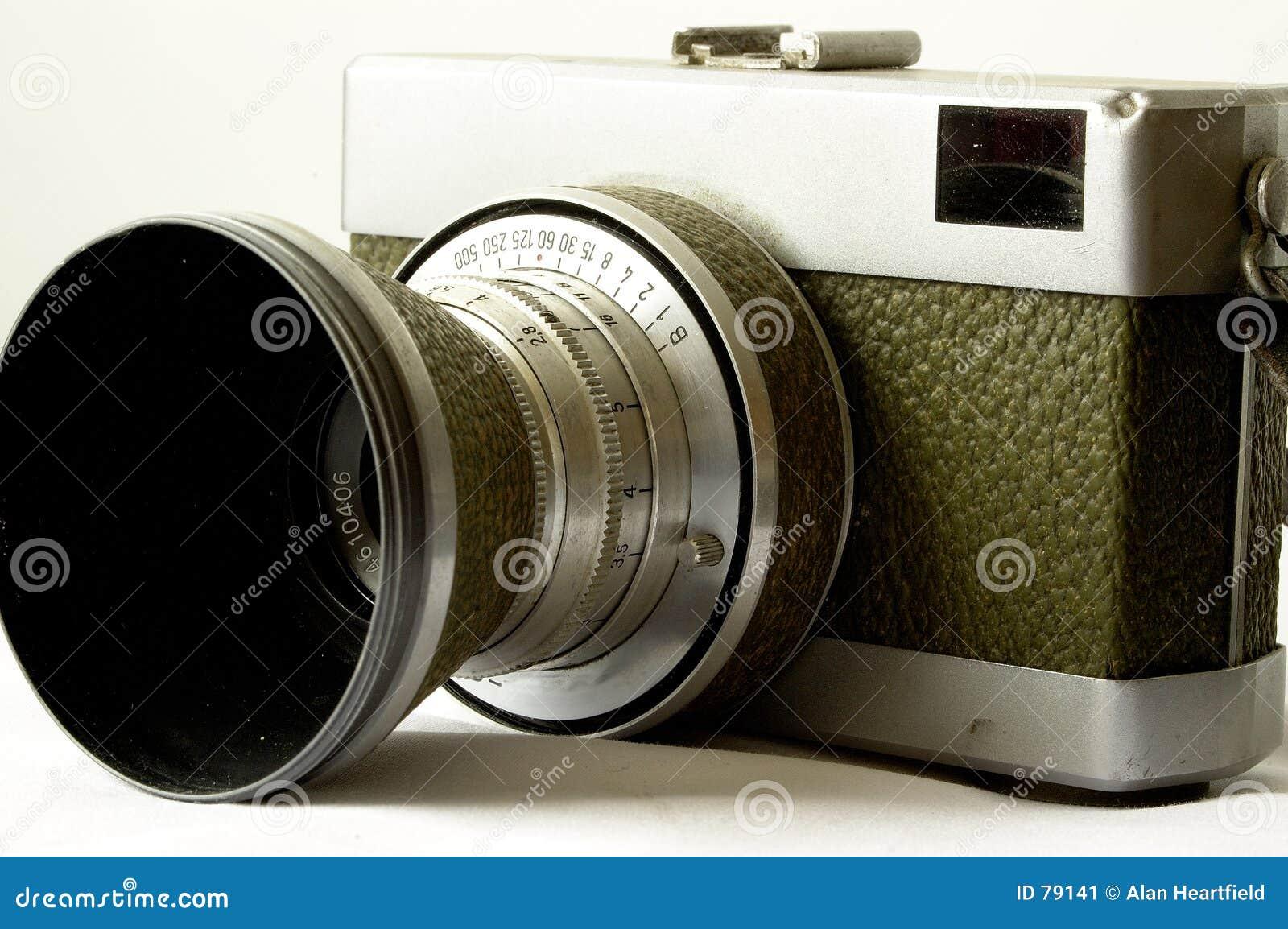 παλαιά φωτογραφική μηχανή 35mm