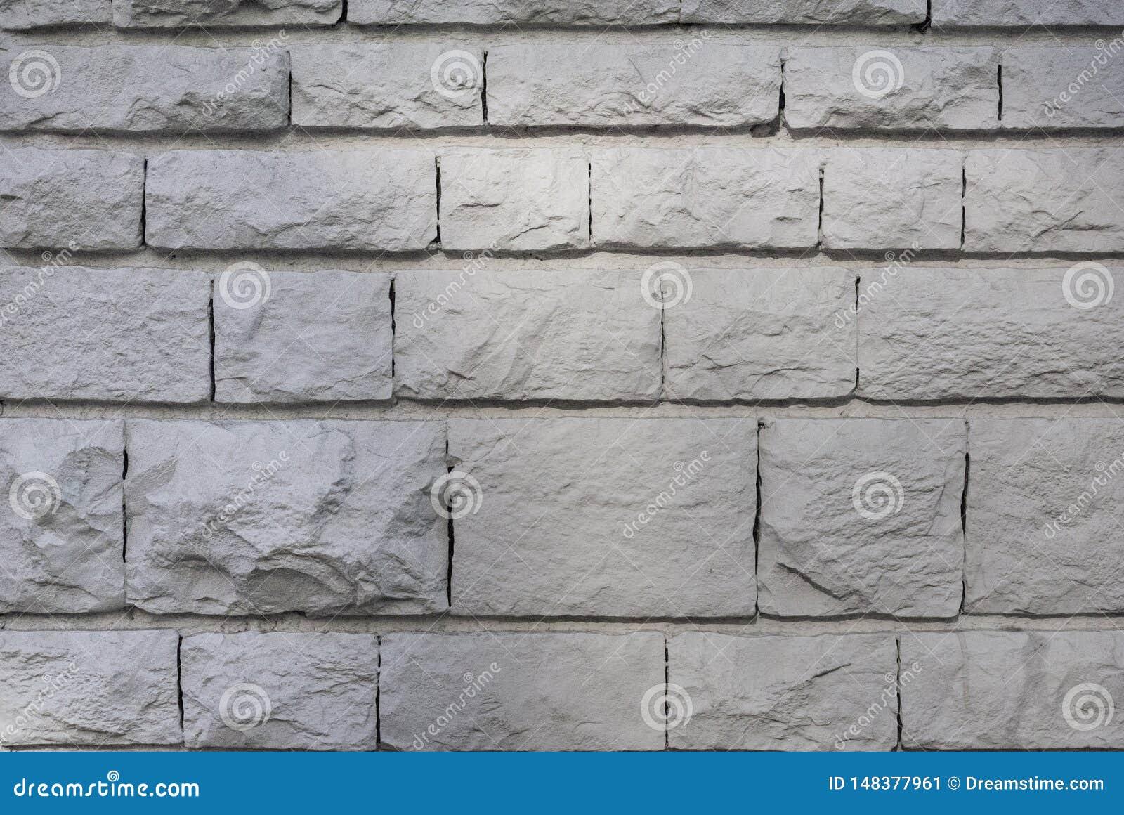 Παλαιός κομμένος τοίχος πετρών, όμορφη σύσταση υποβάθρου