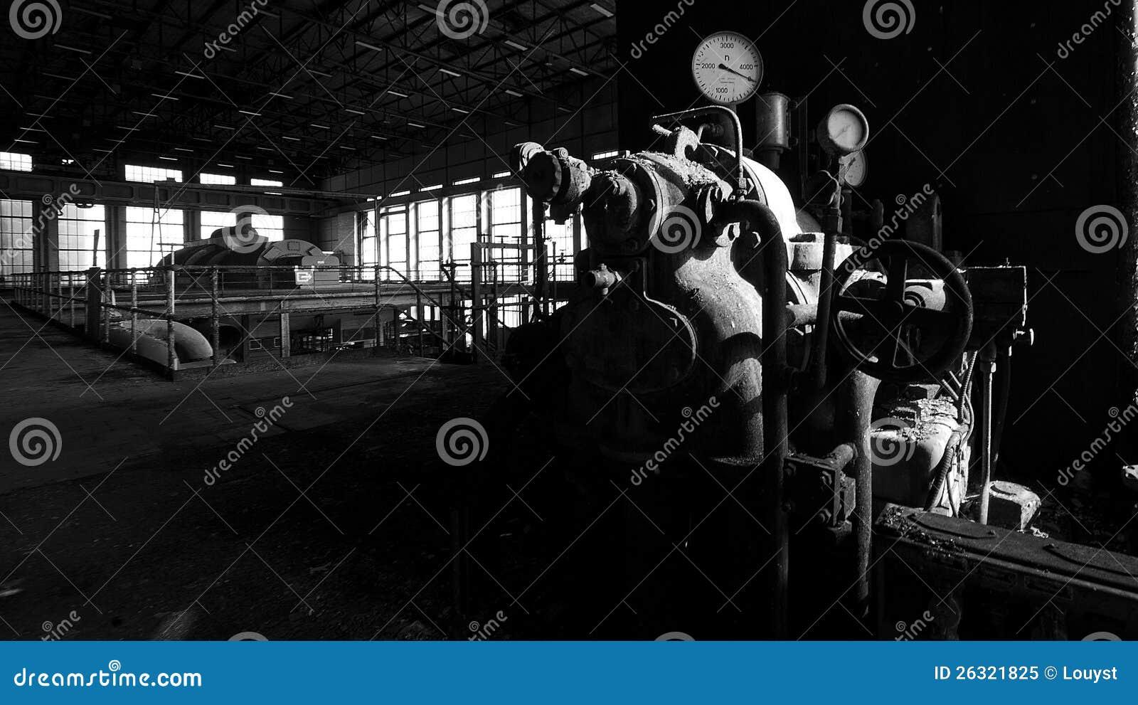 Παλαιός σταθμός ηλεκτροπαραγωγής