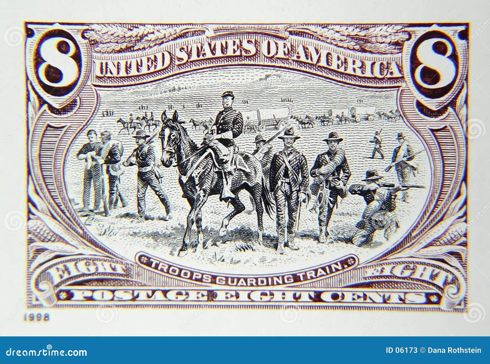 παλαιό γραμματόσημο