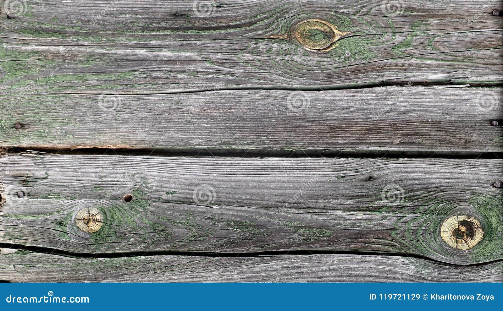 Παλαιό εξασθενισμένο ξύλινο υπόβαθρο τοίχων