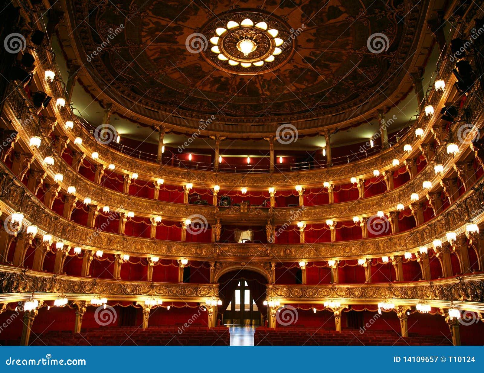 παλαιό θέατρο