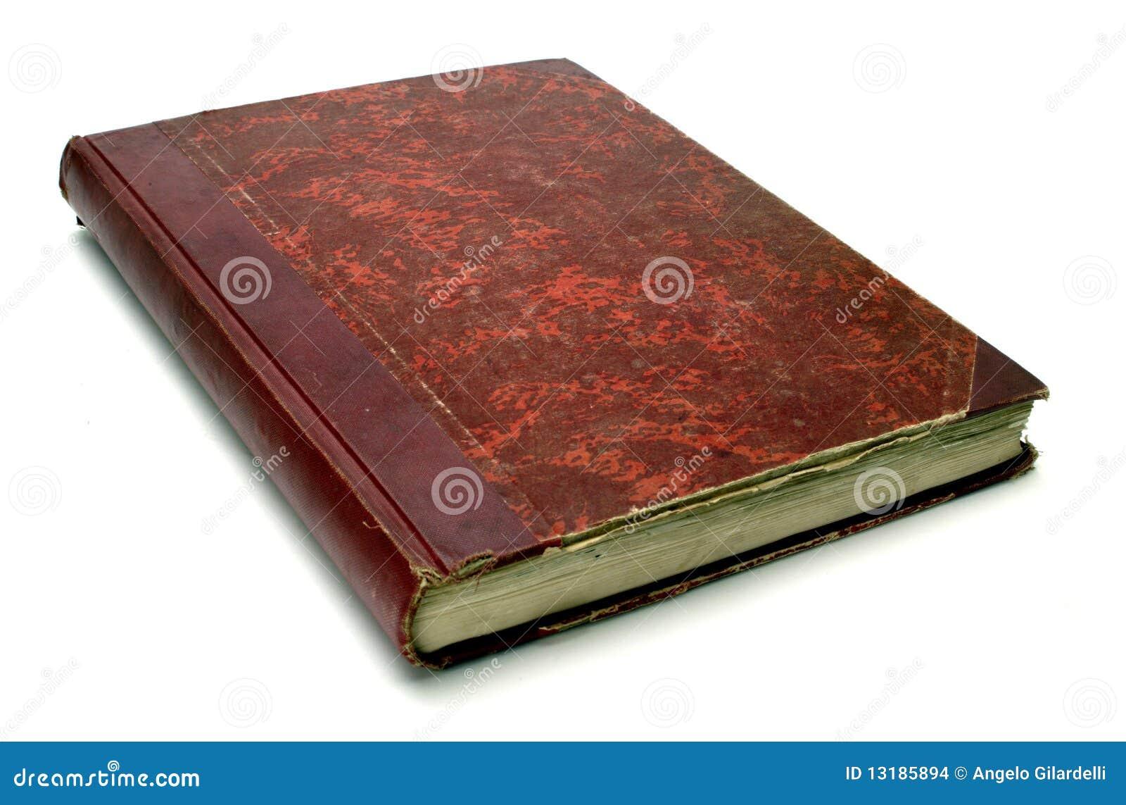 παλαιό κόκκινο βιβλίων