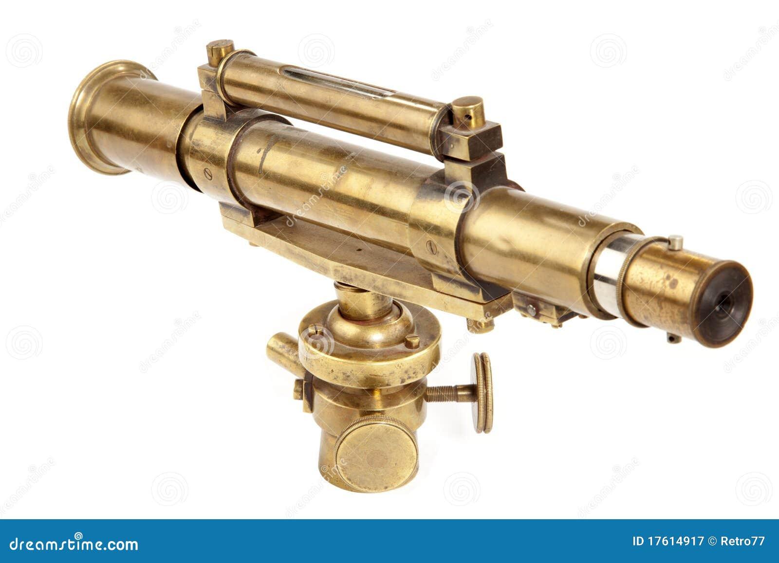 παλαιό τηλεσκόπιο
