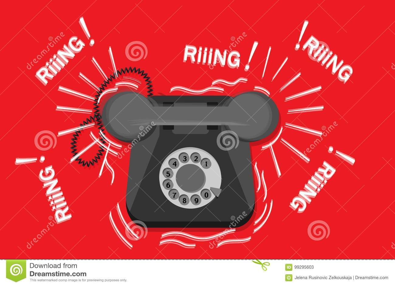παλαιό τηλεφωνικό χτύπημα