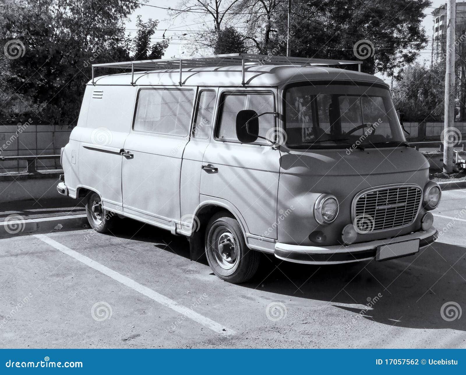 παλαιό φορτηγό