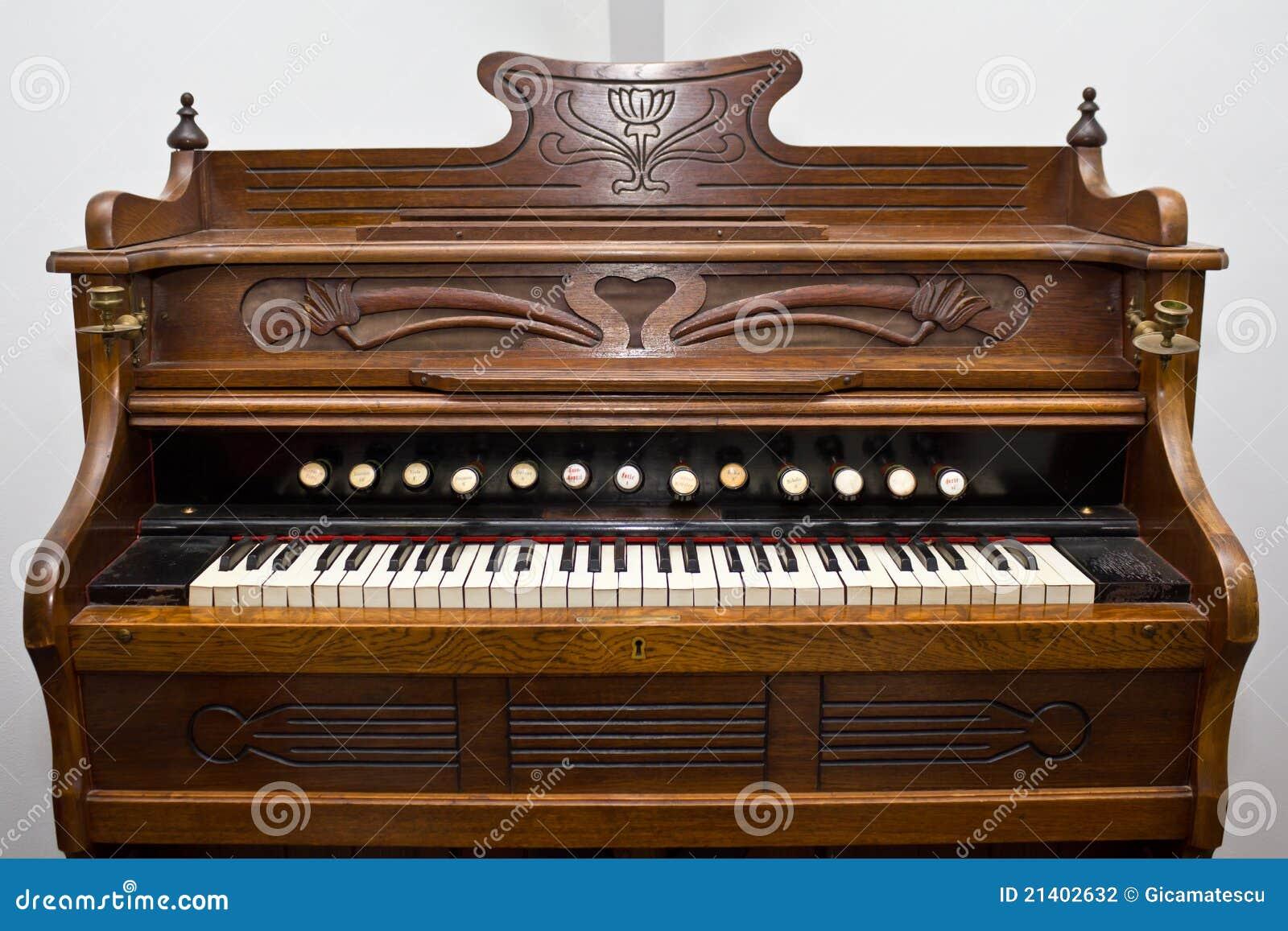 παλαιό όργανο