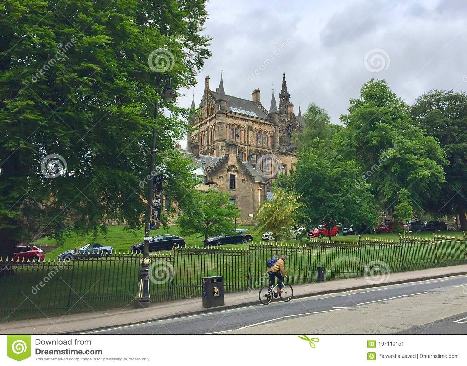 Πανεπιστήμιο της Γλασκώβης, Σκωτία, UK
