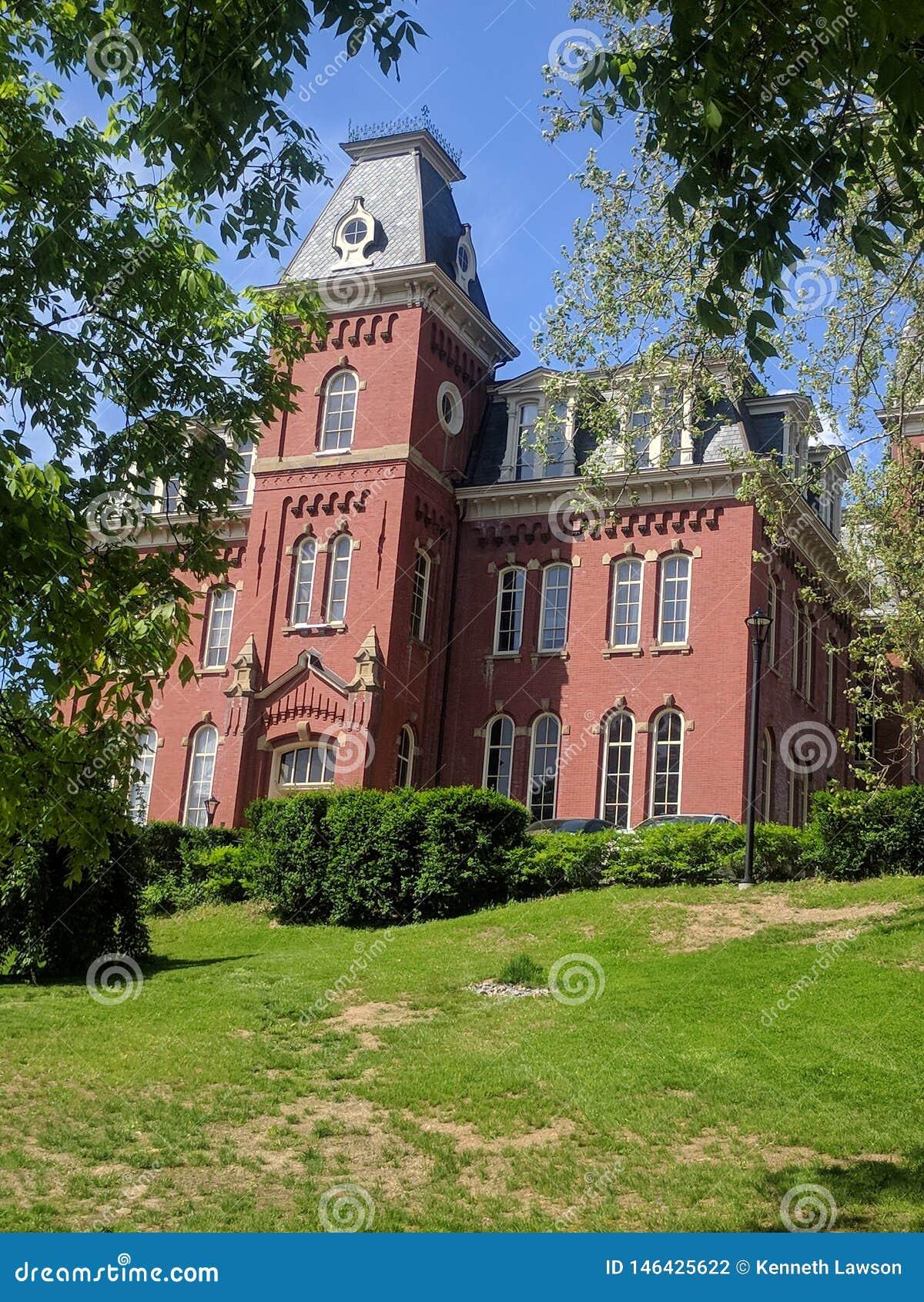 Πανεπιστήμιο της δυτικής Βιρτζίνια
