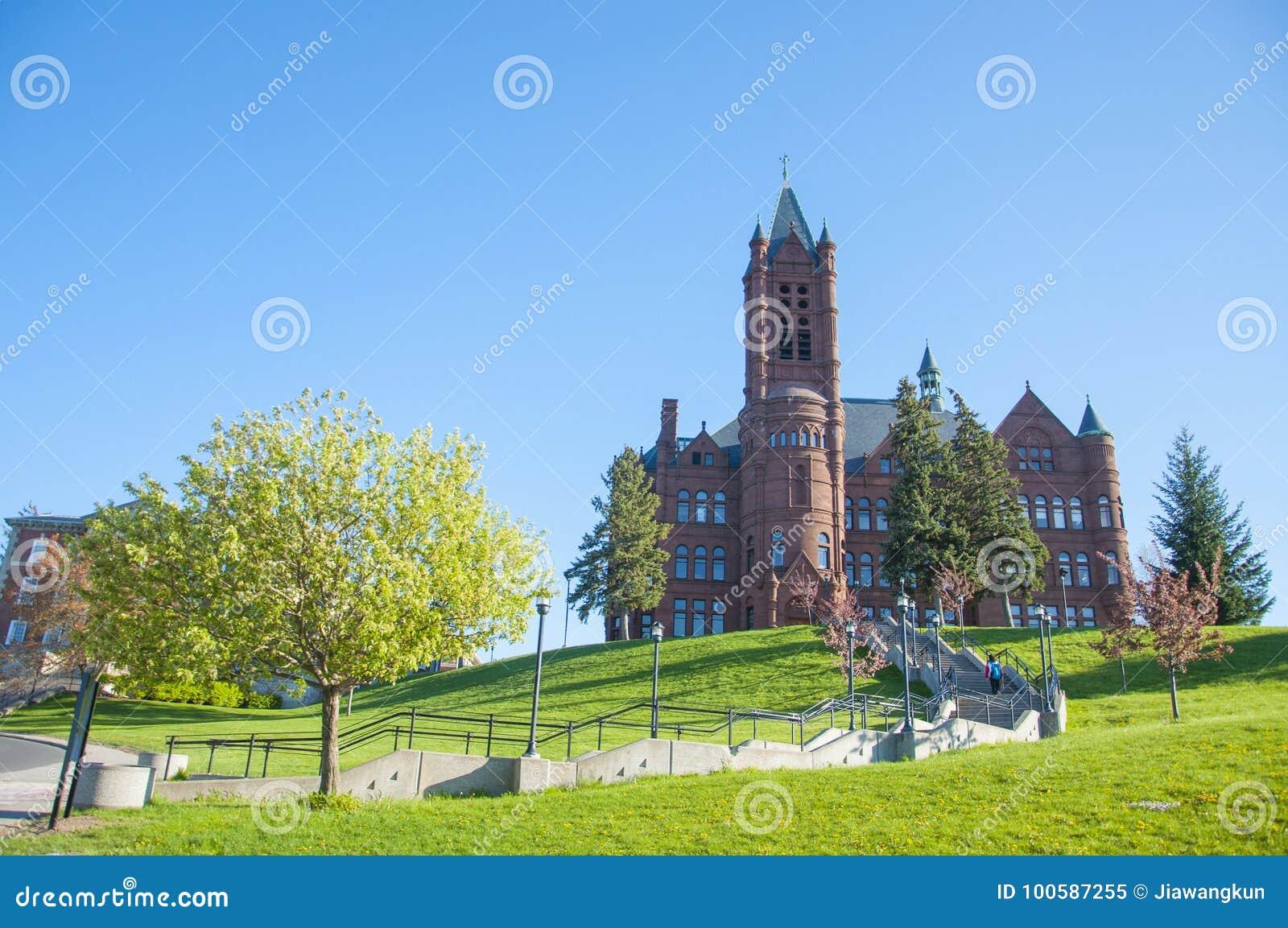 Πανεπιστήμιο των Συρακουσών, Συρακούσες, Νέα Υόρκη, ΗΠΑ