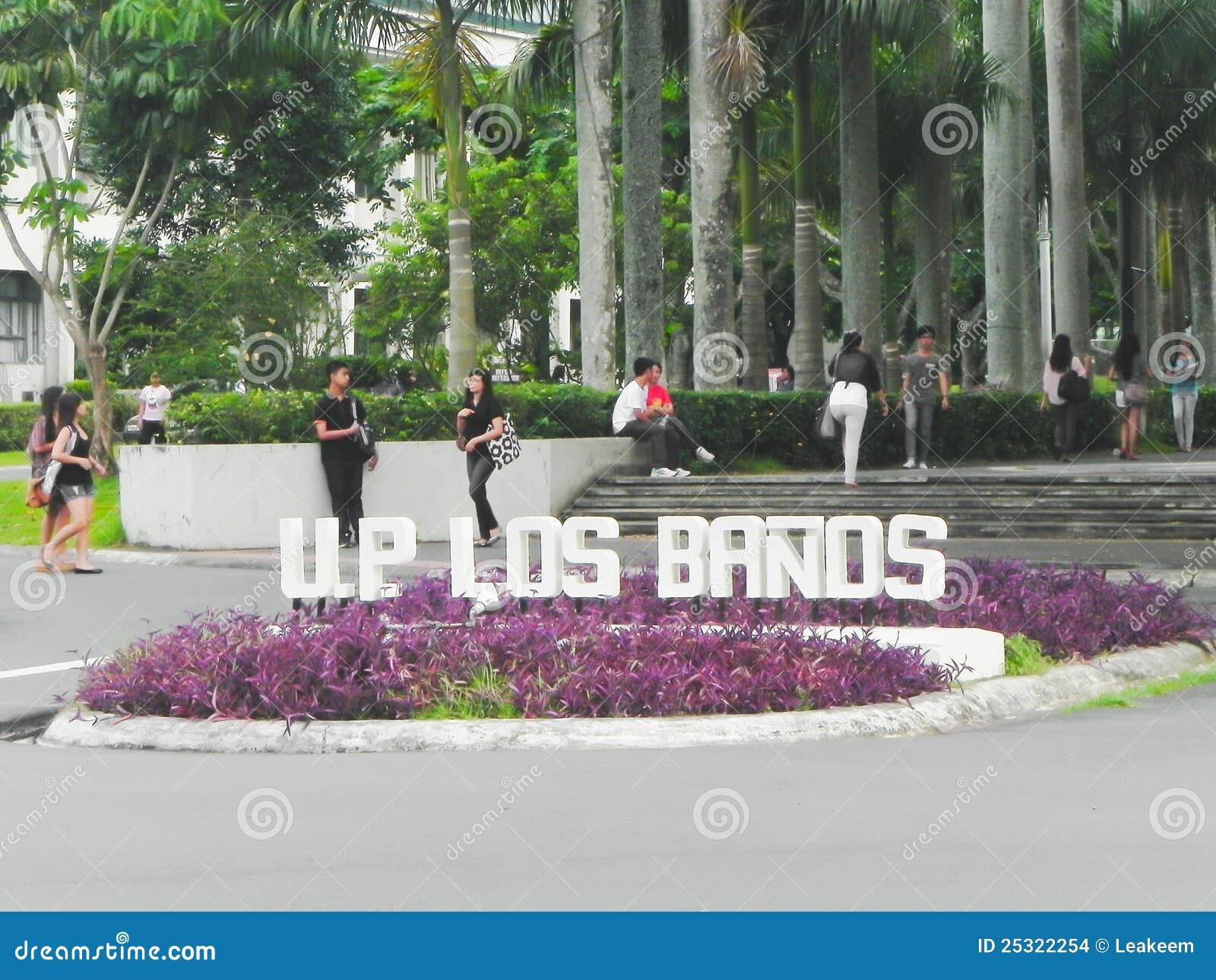 πανεπιστήμιο BA laguna Los OS Φιλιππίνες