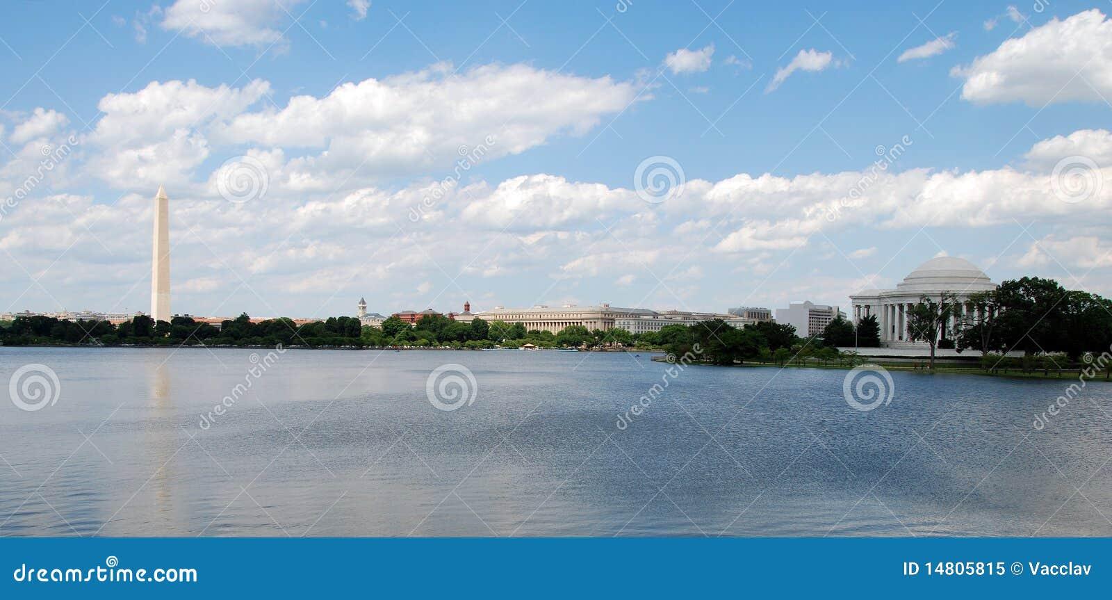 πανοραμική όψη Ουάσιγκτο&nu