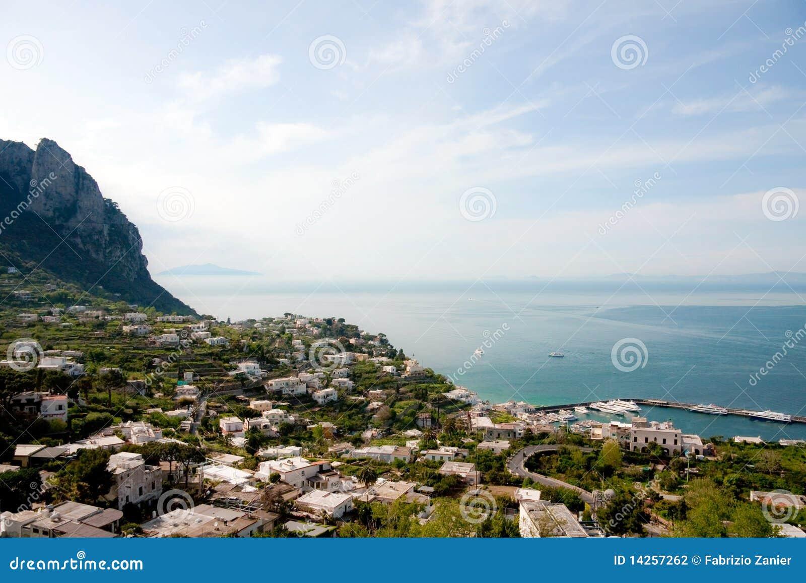 πανοραμική όψη της Ιταλίας c