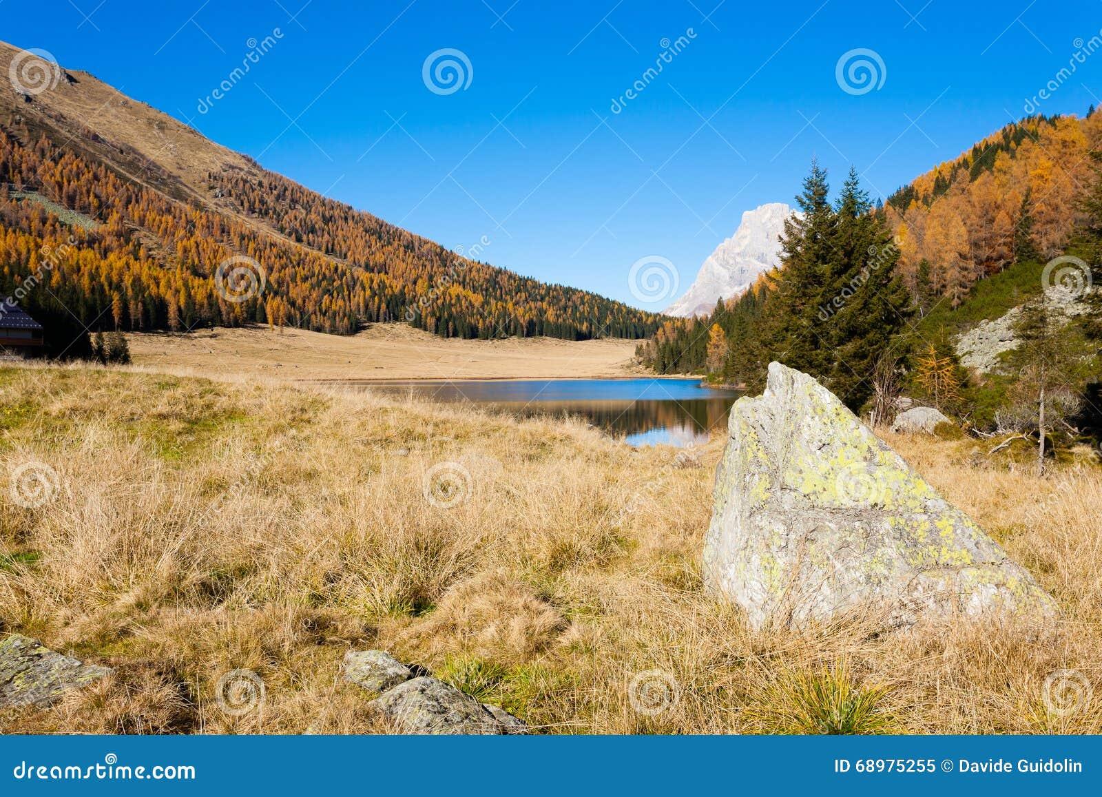 Πανόραμα λιμνών, φθινόπωρο