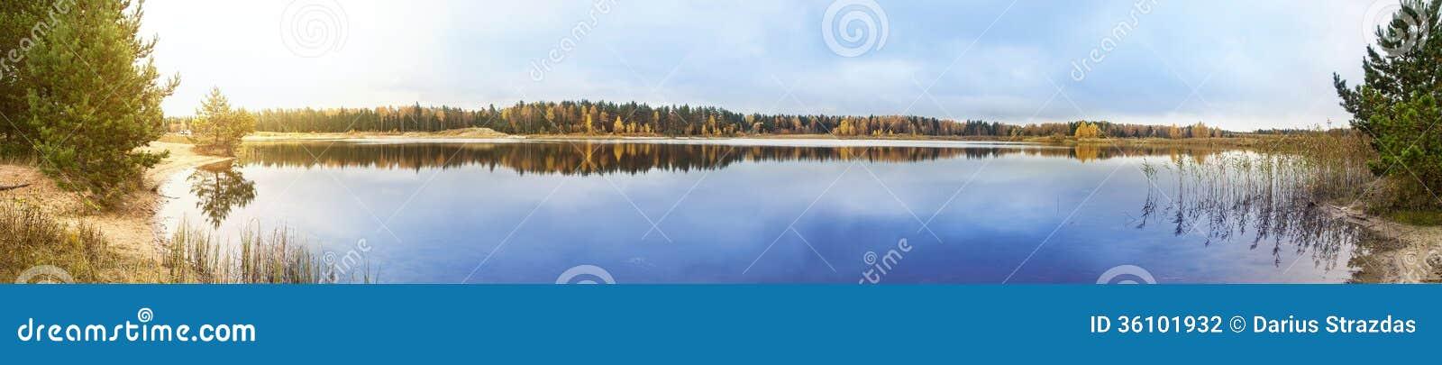 Πανόραμα λιμνών