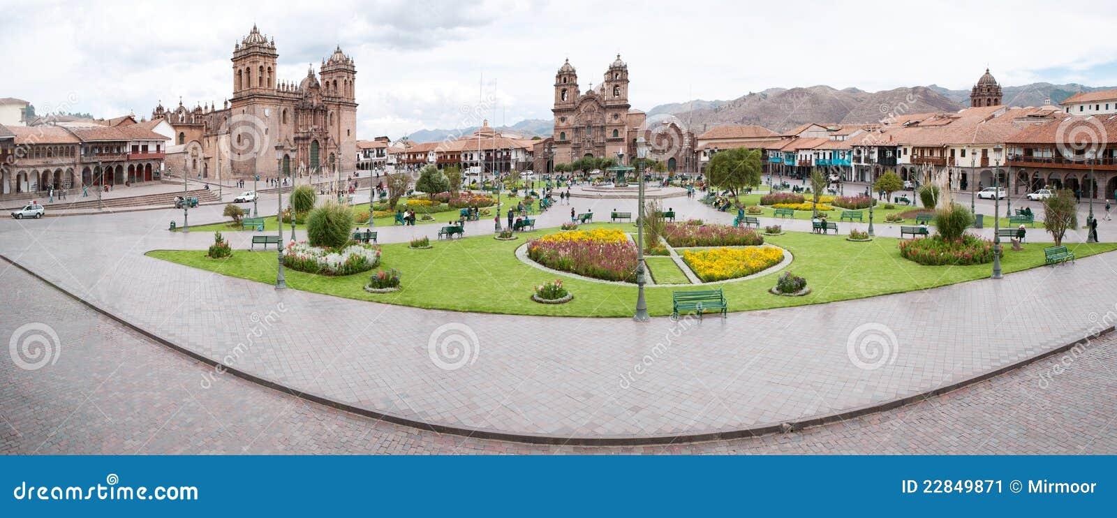 πανόραμα Περού cuzco