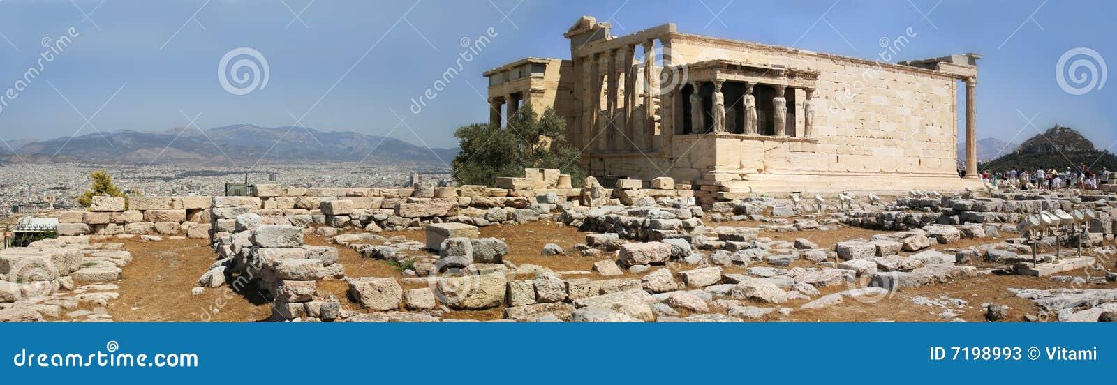 πανόραμα της Αθήνας Ελλάδ&al